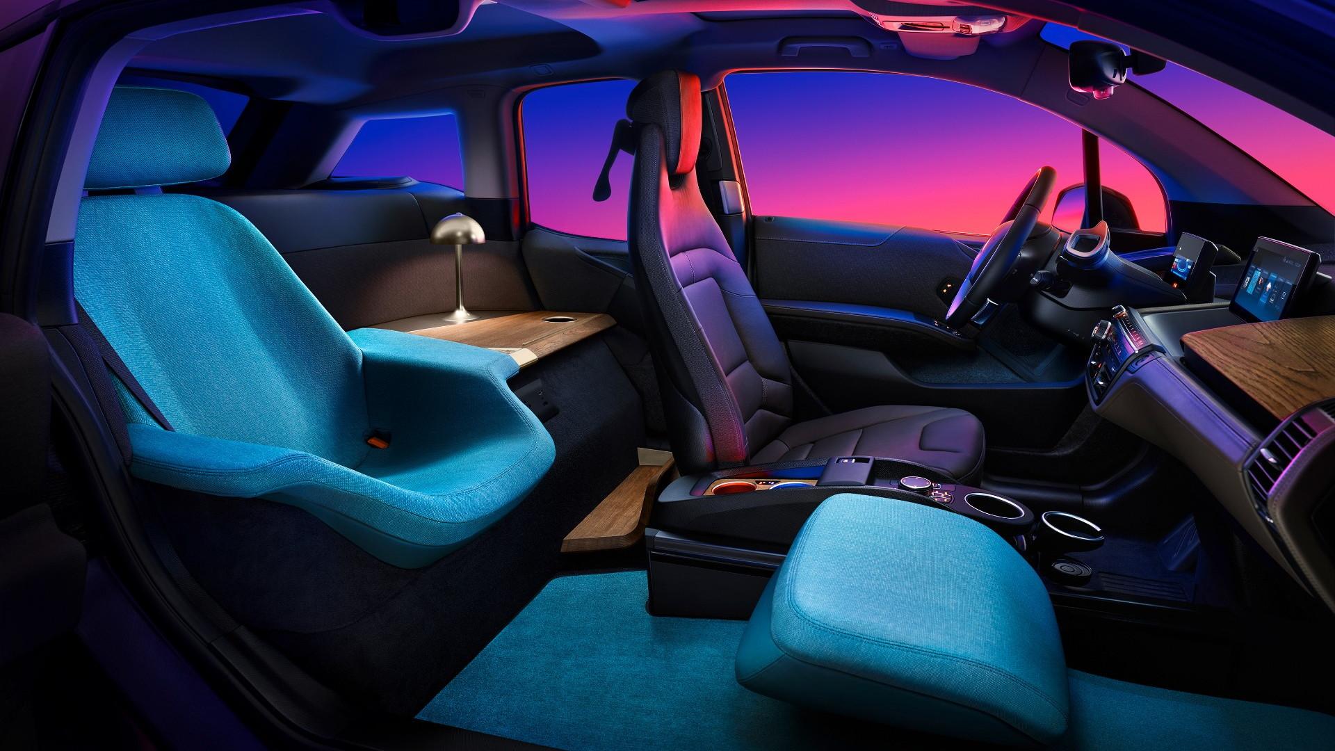 BMW i3 Urban Suite concept  -  CES 2020