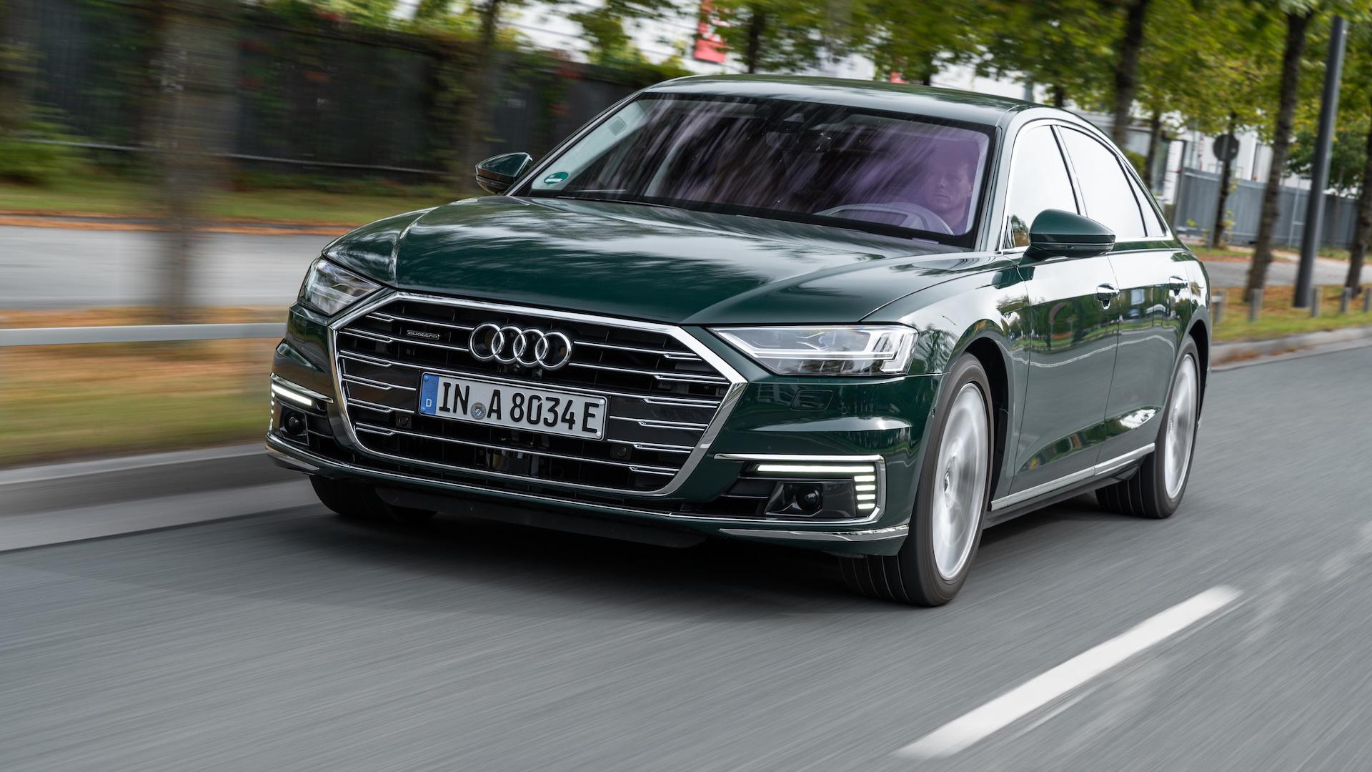 2020 Audi A8 TFSI e