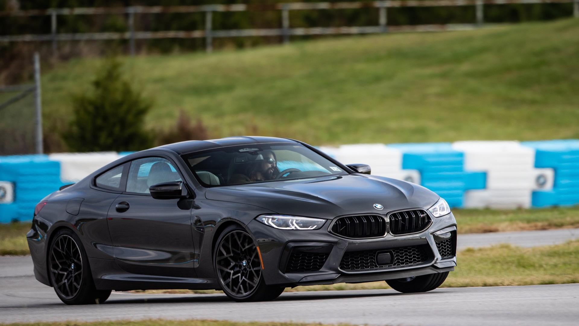 2020 BMW M8 Images