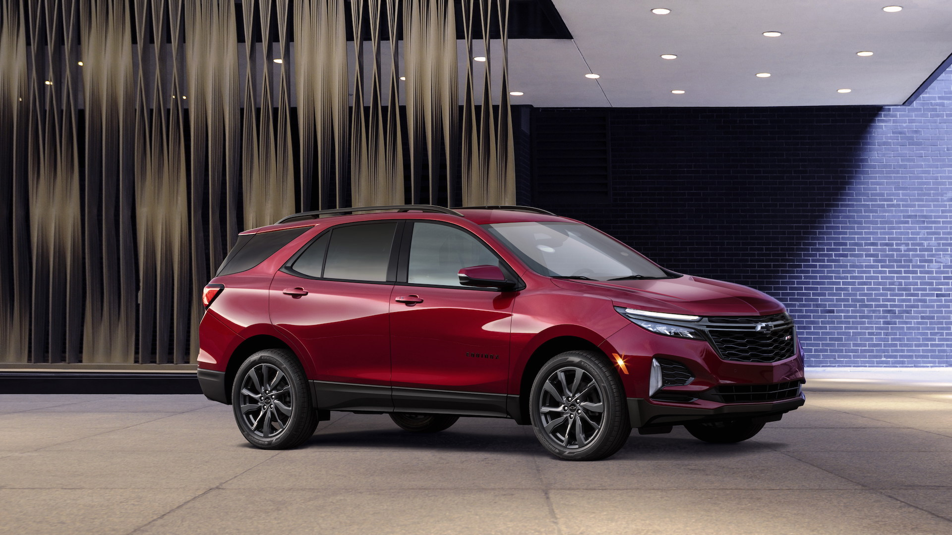 2021 Chevrolet Equinox takes cues from Blazer brother