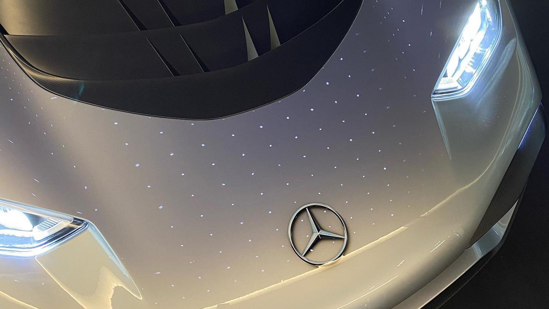 Mercedes-Benz AMG One