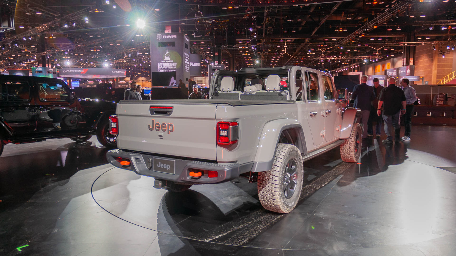 2020 Jeep Gladiator Mojave, 2020 Chicago Auto Show