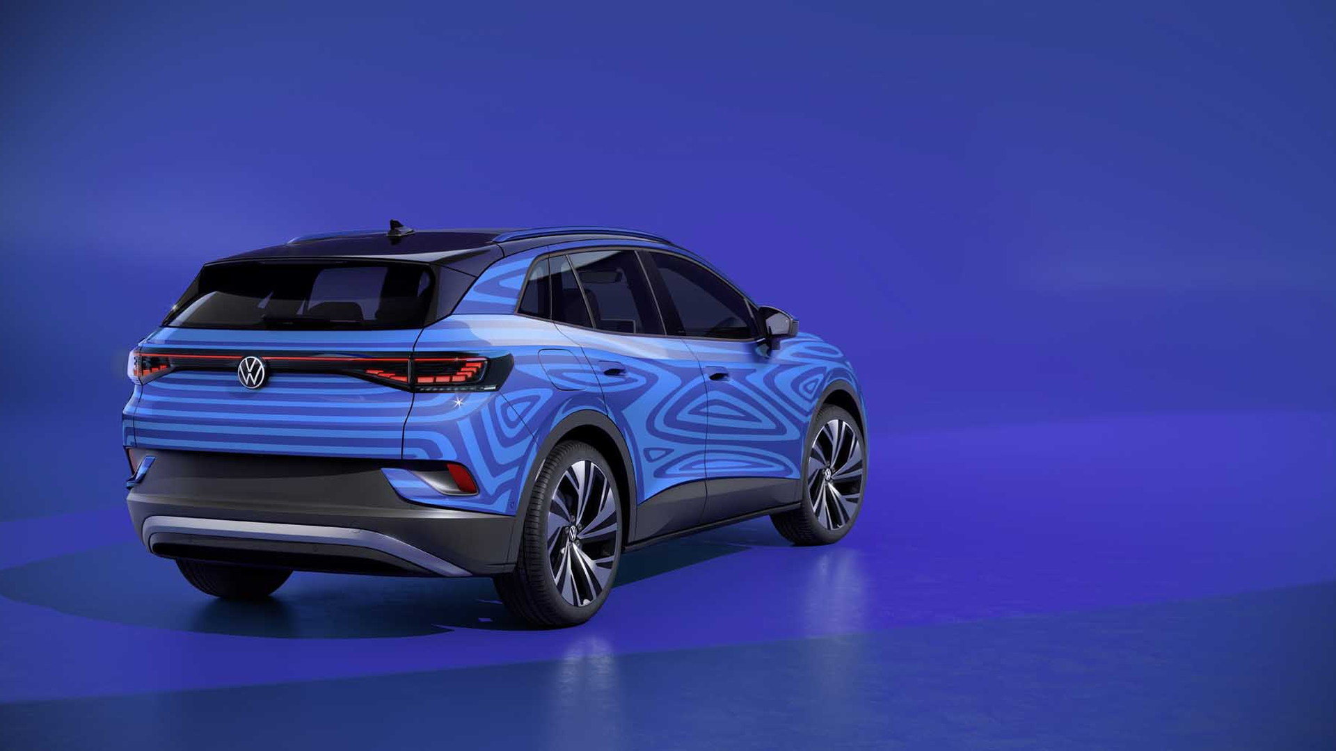 VW ID.4 crossover