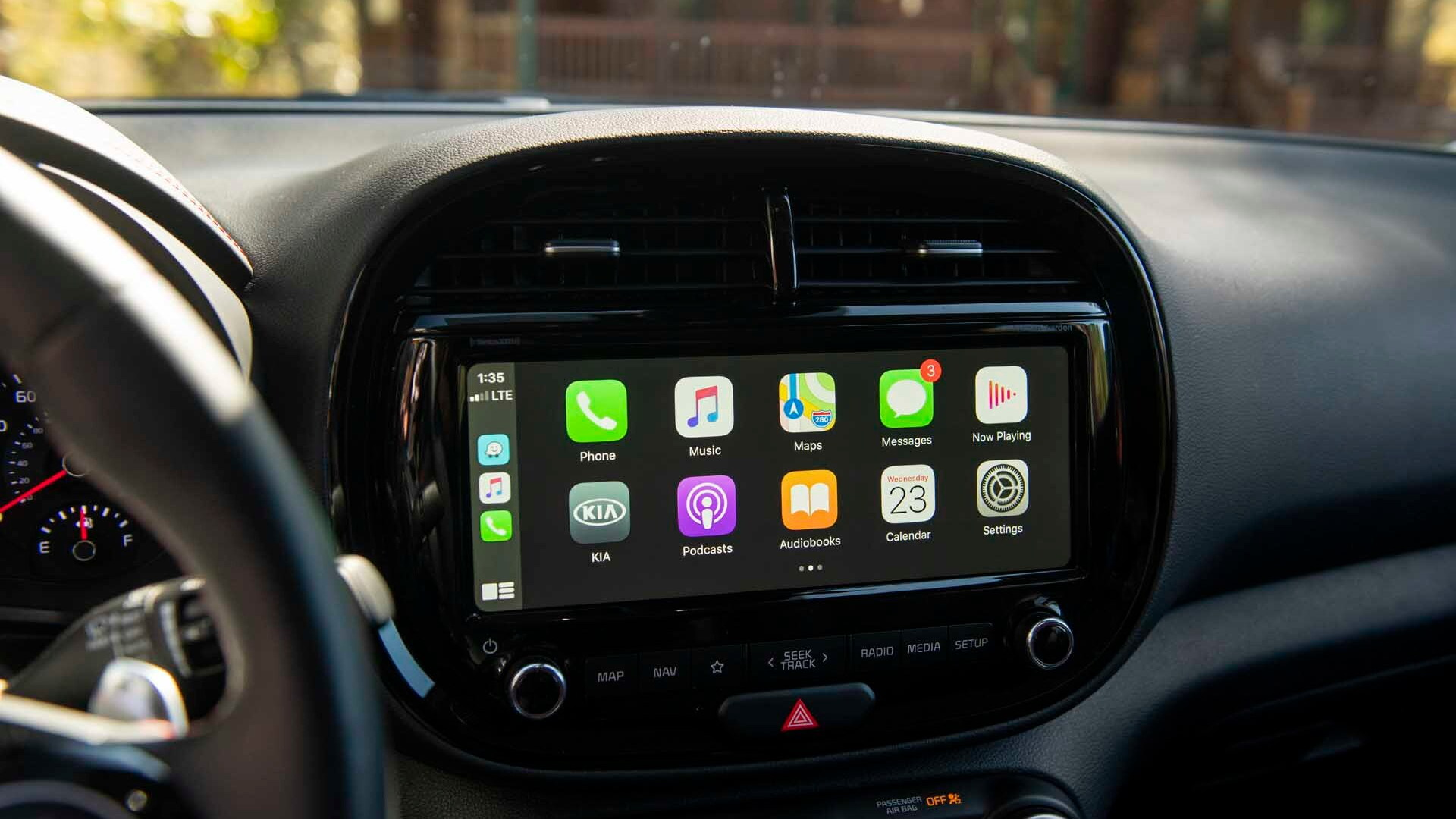2020 Kia Soul Apple CarPlay