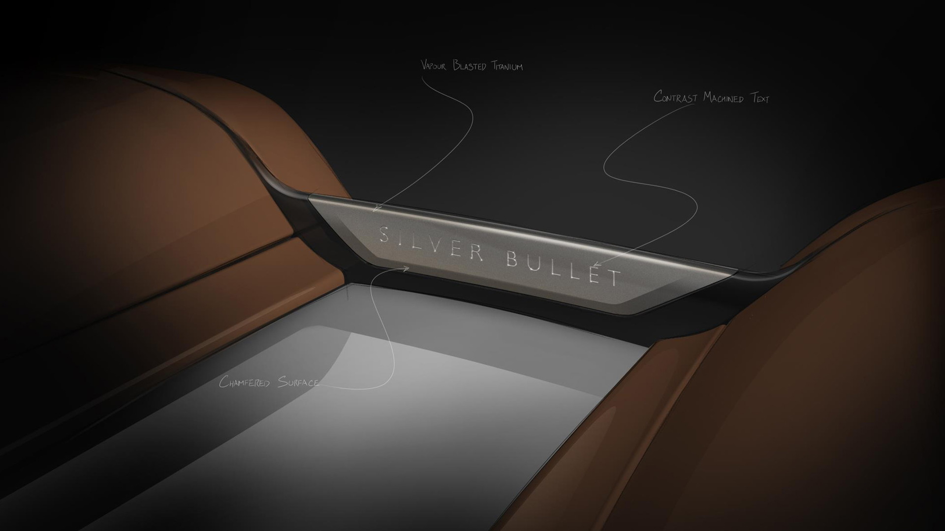 Teaser for Rolls-Royce Dawn Silver Bullet Collection