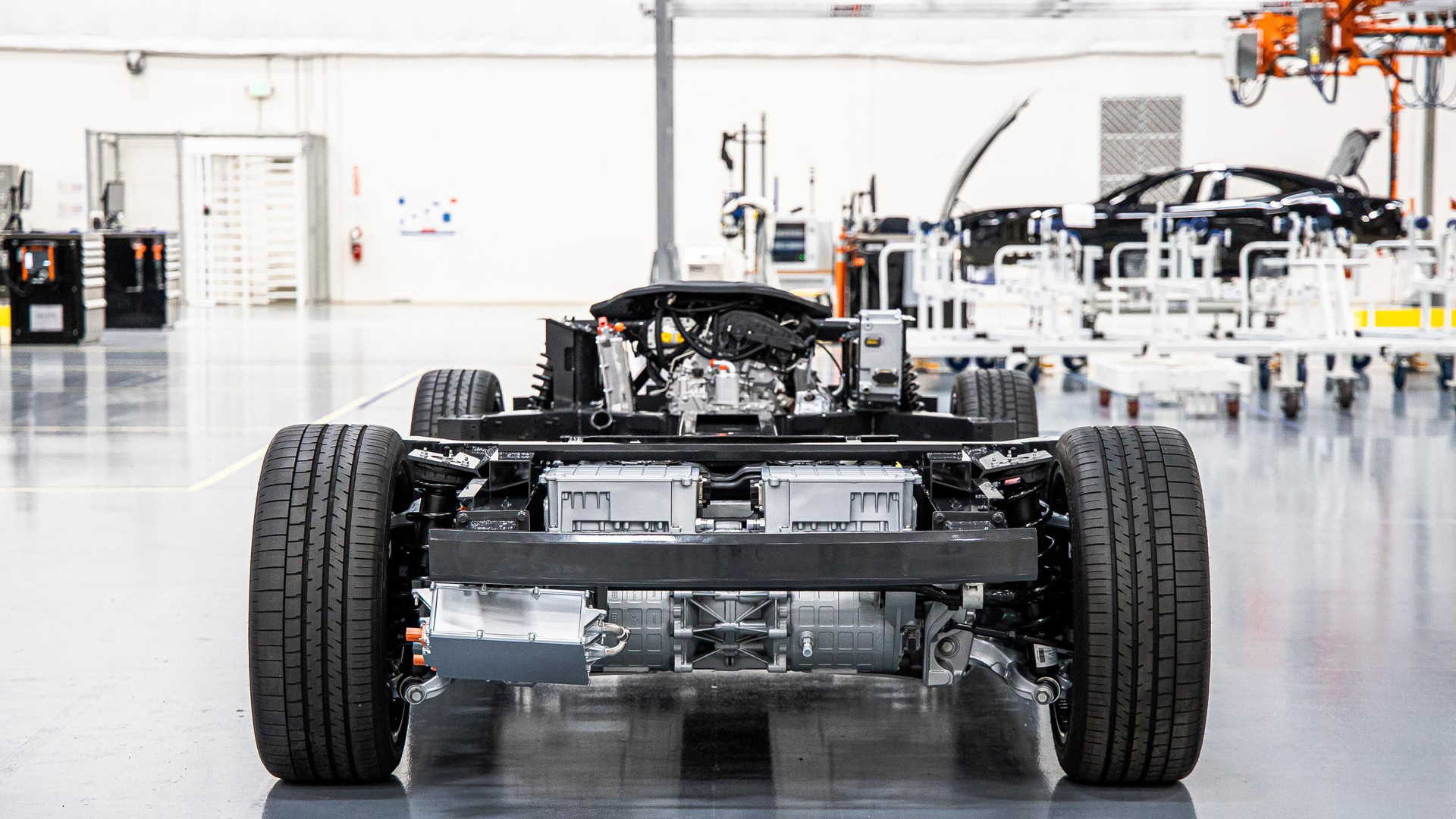 Karma EREV E-Flex extended-range EV platform