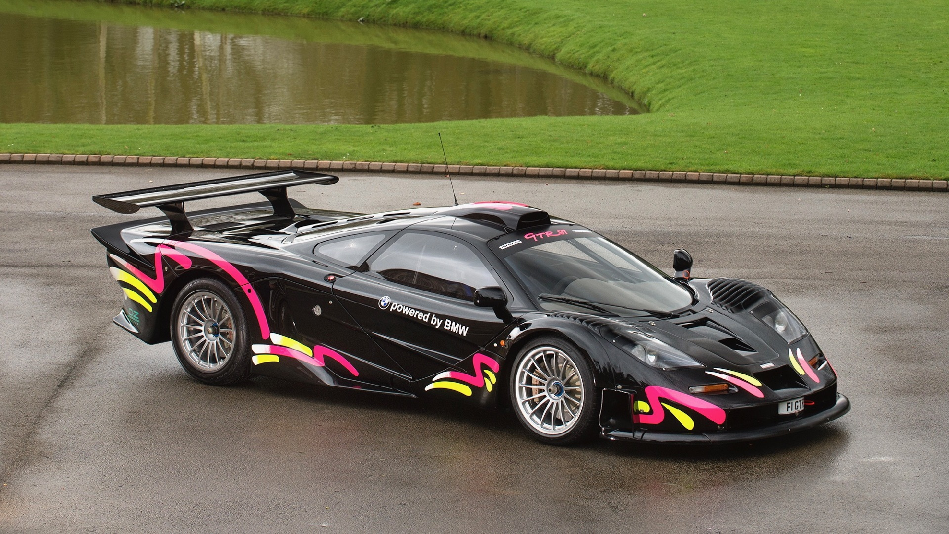McLaren F1 GTR Longtail for sale (Photo by Tom Hartley Jnr.)
