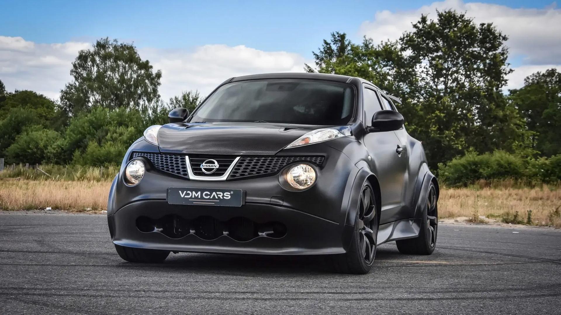 Nissan Juke-R - Photo credit: James Edition/VDM Cars