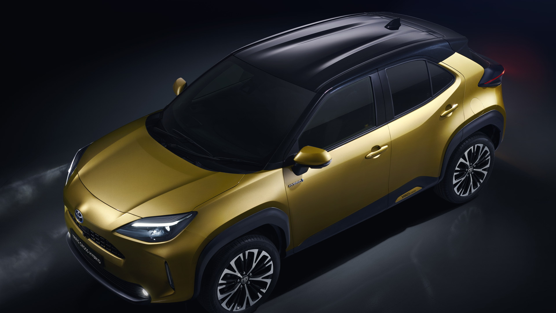 toyota yaris cross is a handsome crossover we won't see in