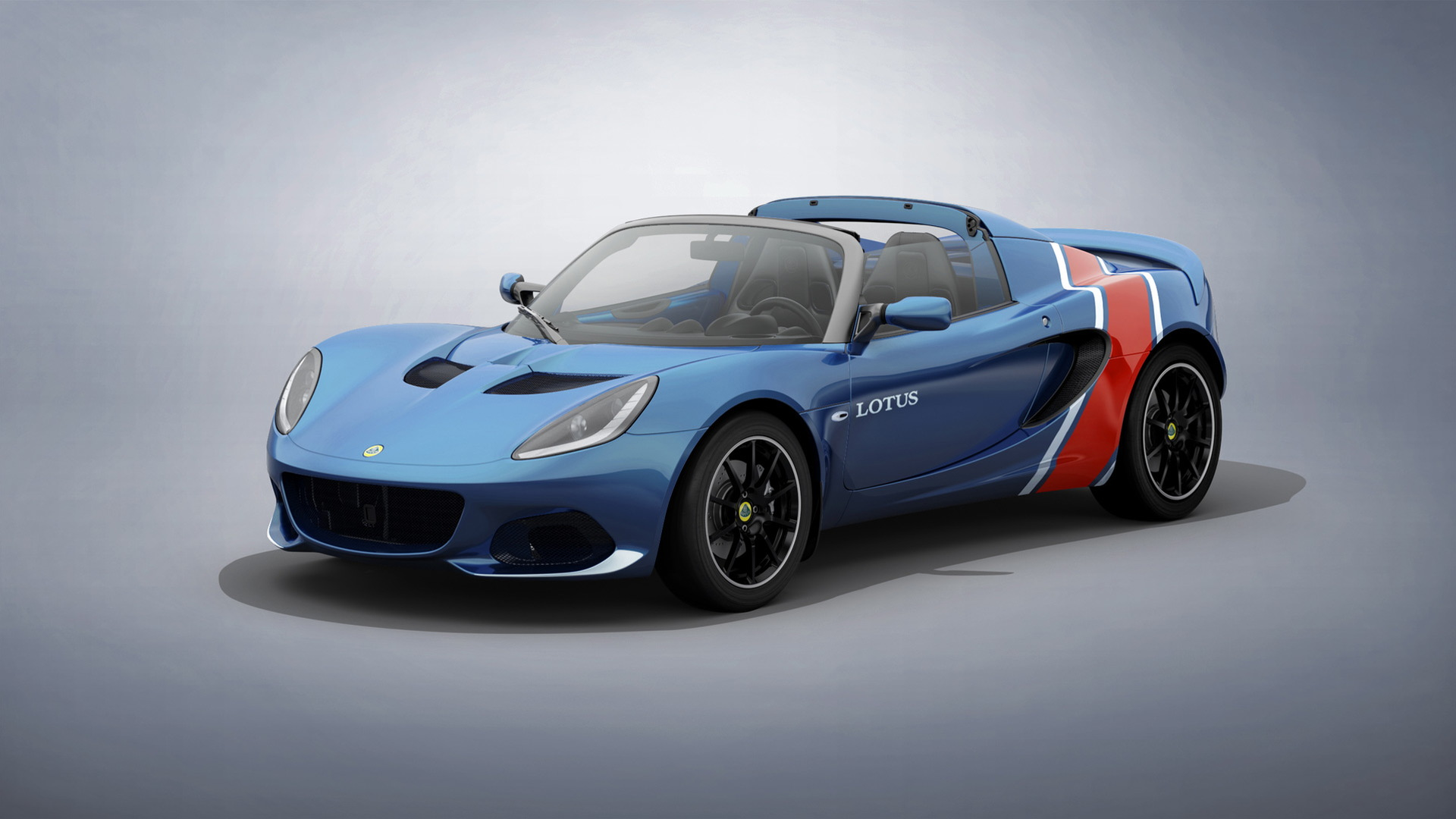 Lotus celebrates motorsport heritage with retro liveries for Elise