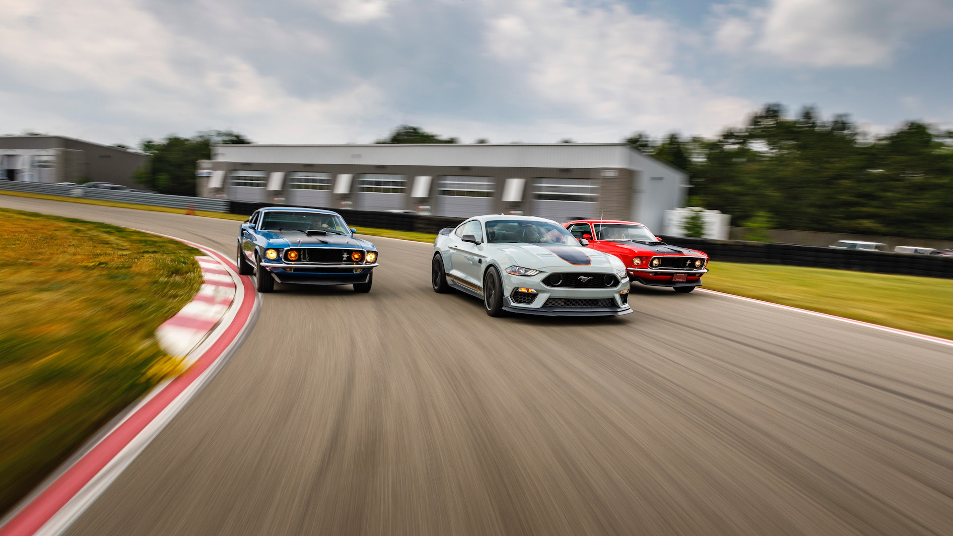 Ford Mustang Mach 1: Here's how much it costs