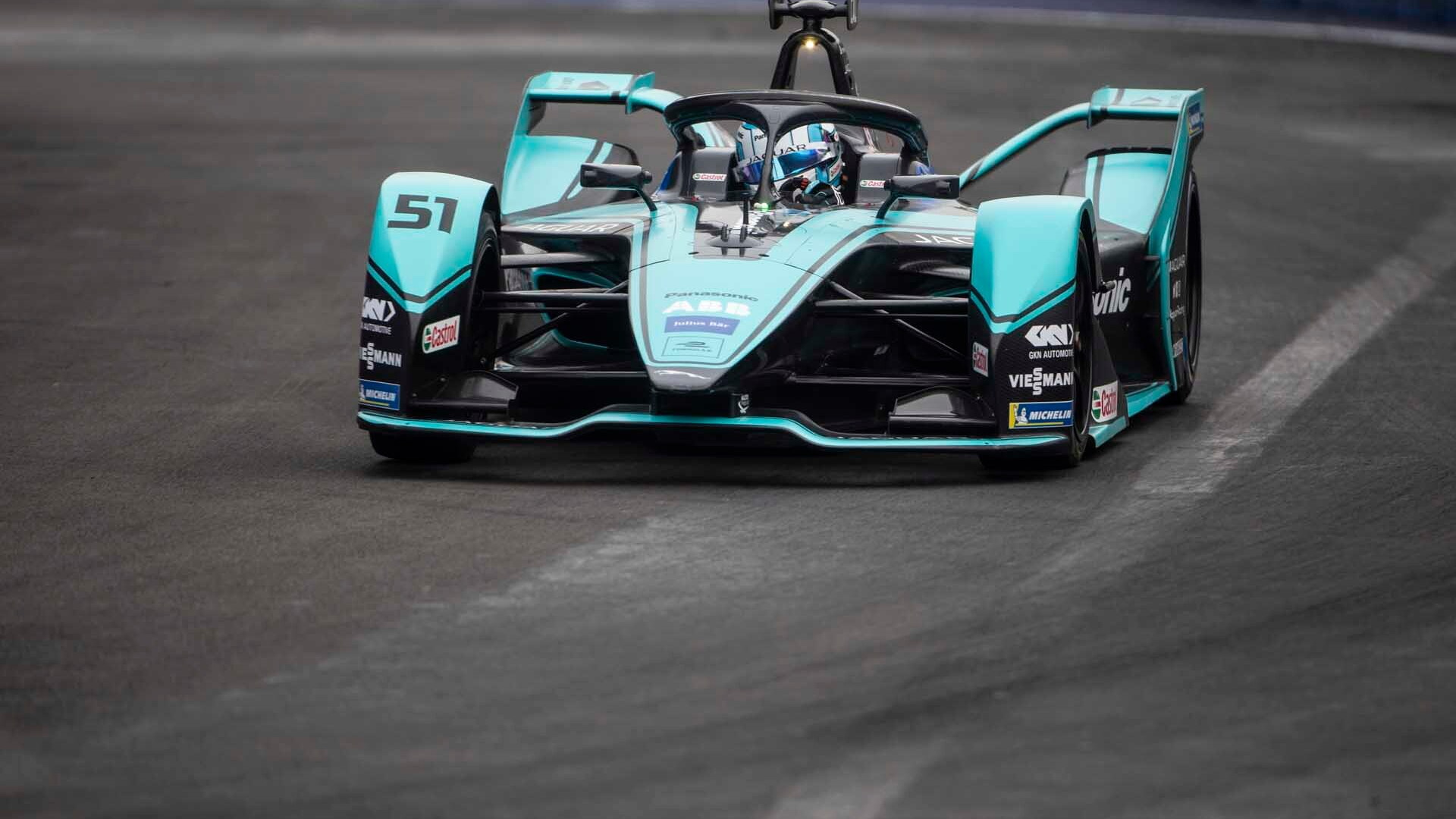 James Calado, Panasonic Jaguar Racing