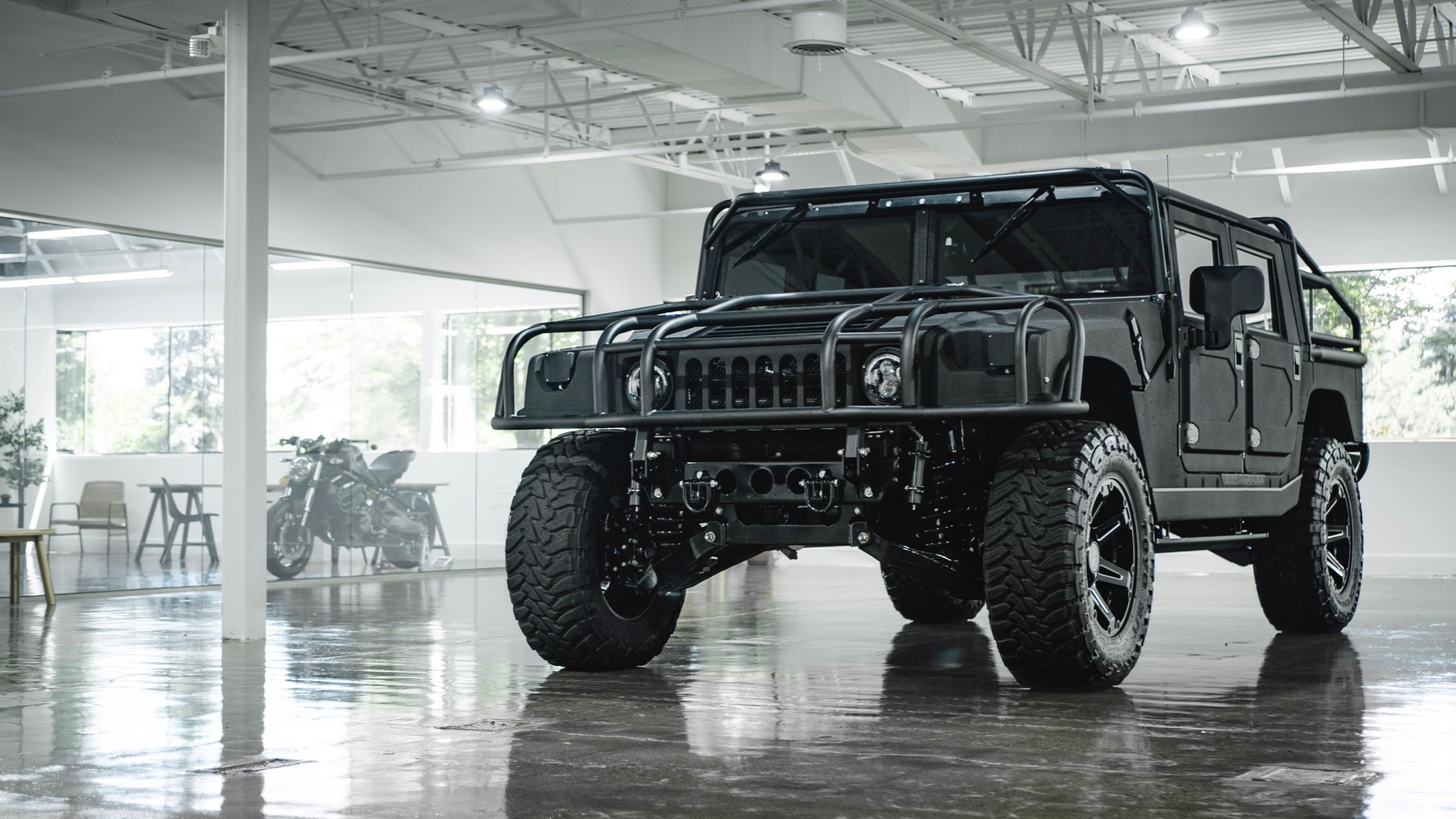 2020 Mil-Spec Automotive Hummer H1