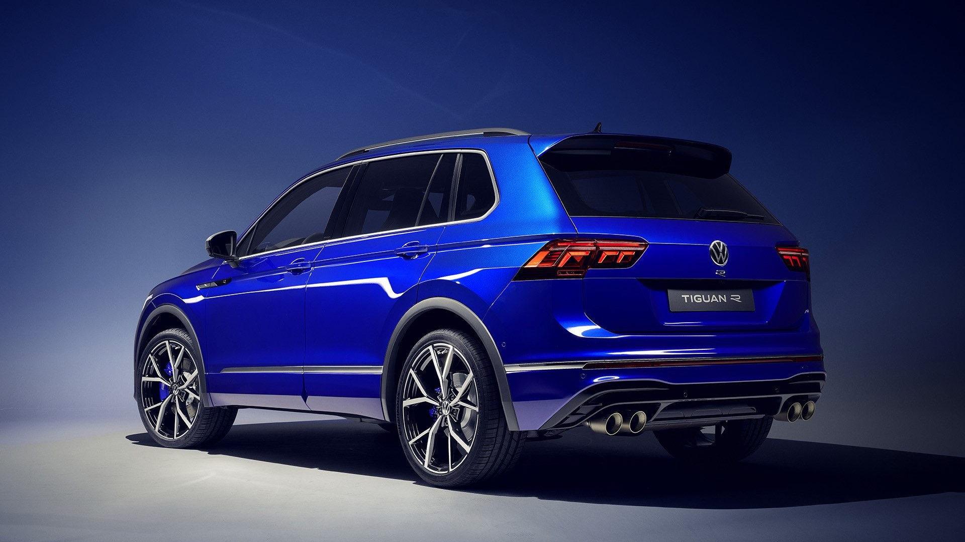 2022 Volkswagen Tiguan R