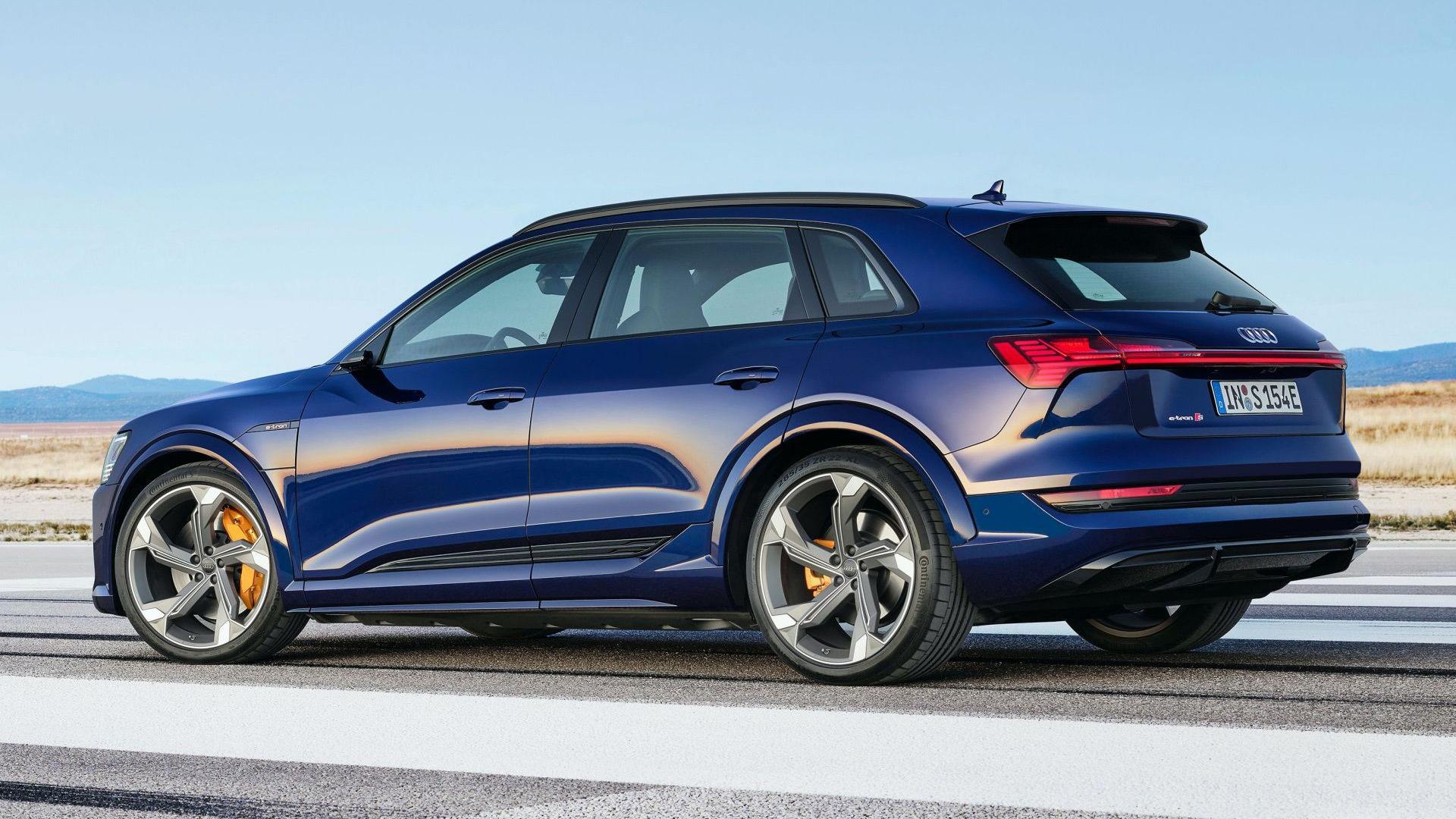 Audi E-Tron S