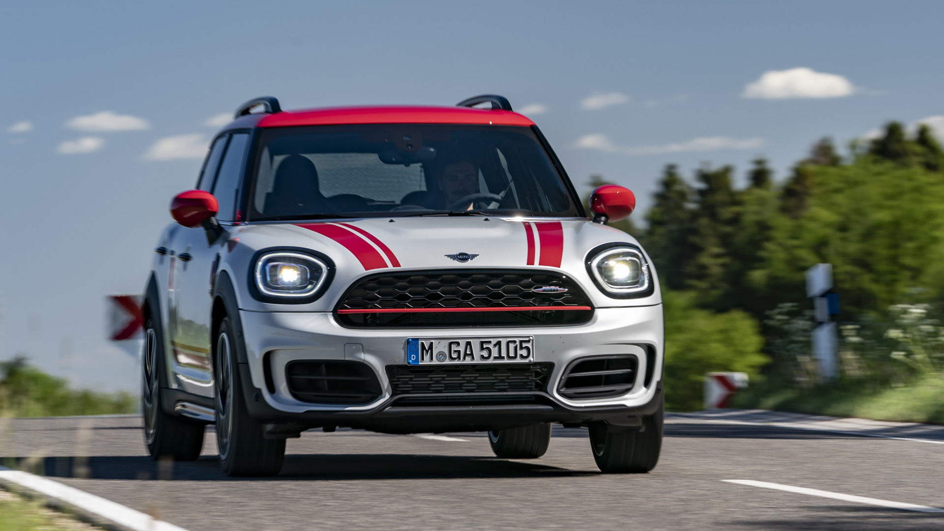 Mini Countryman John Cooper Works announced for Australia