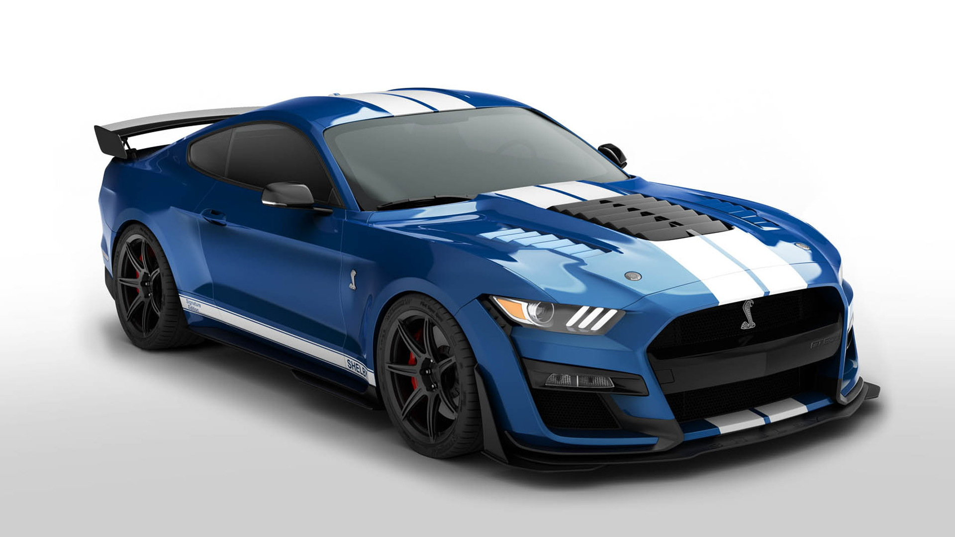 Shelby's first take on the 2020 Ford Mustang Shelby GT500 ...