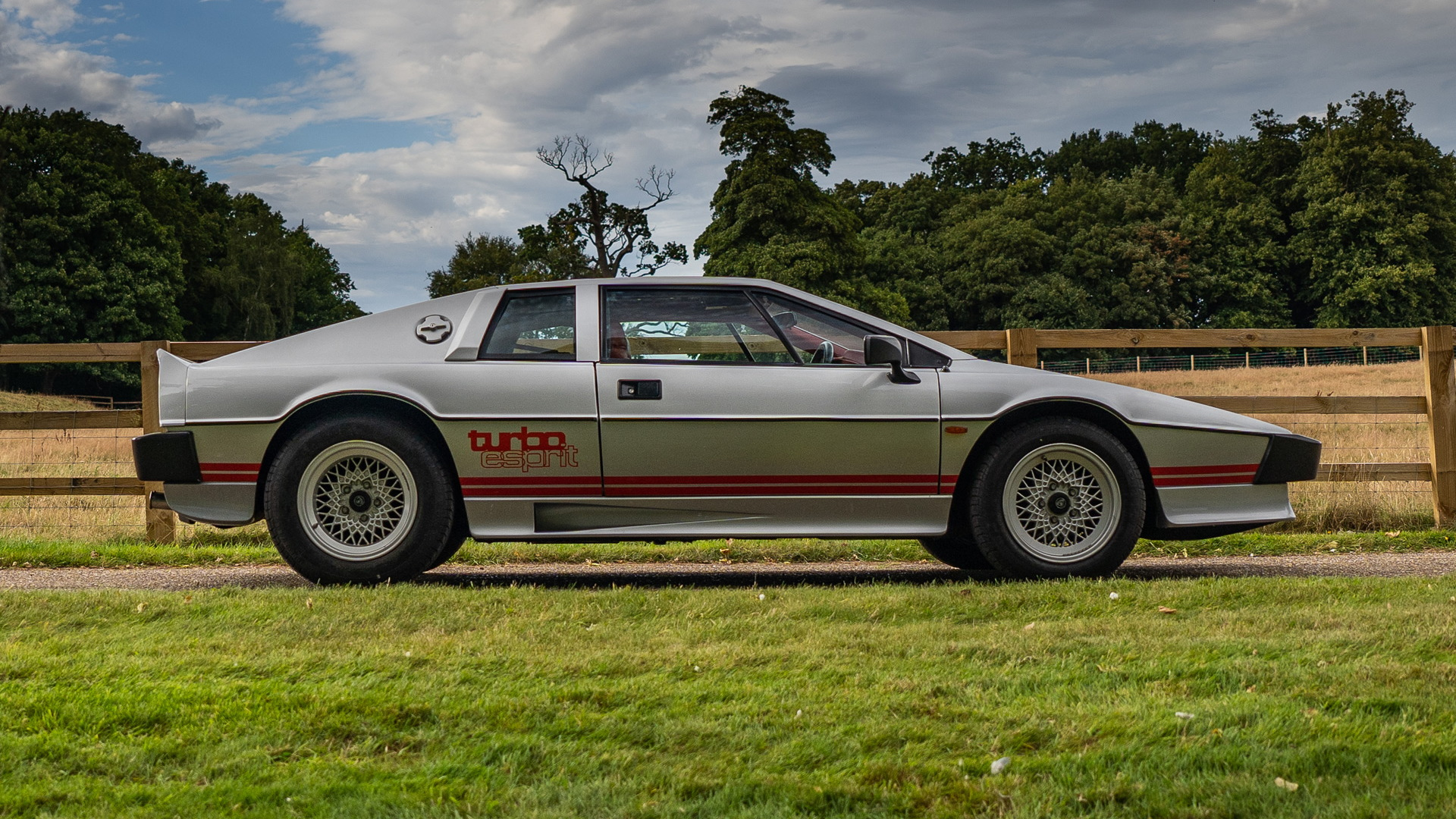 1981 Lotus Turbo Esprit once owned by Colin Chapman