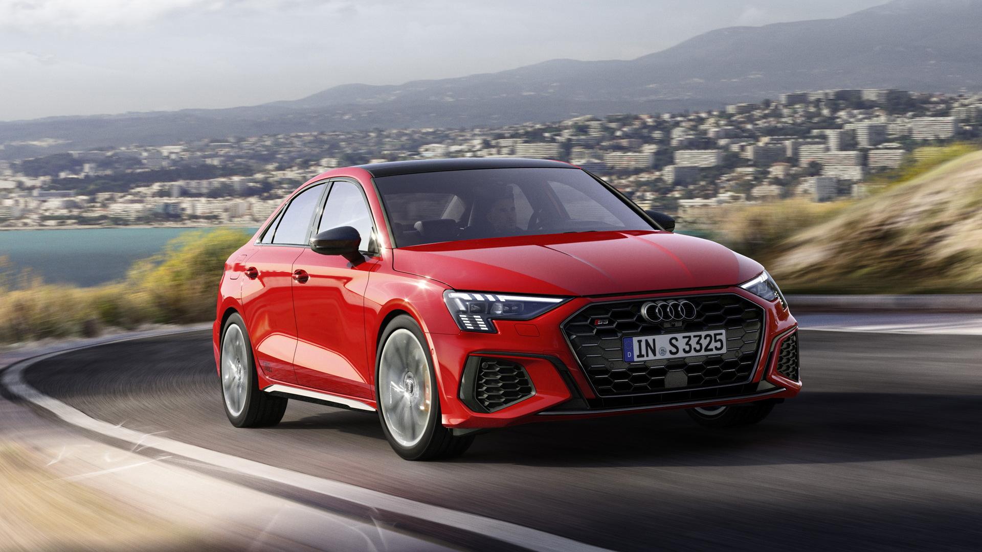 2022 Audi S3 Revealed