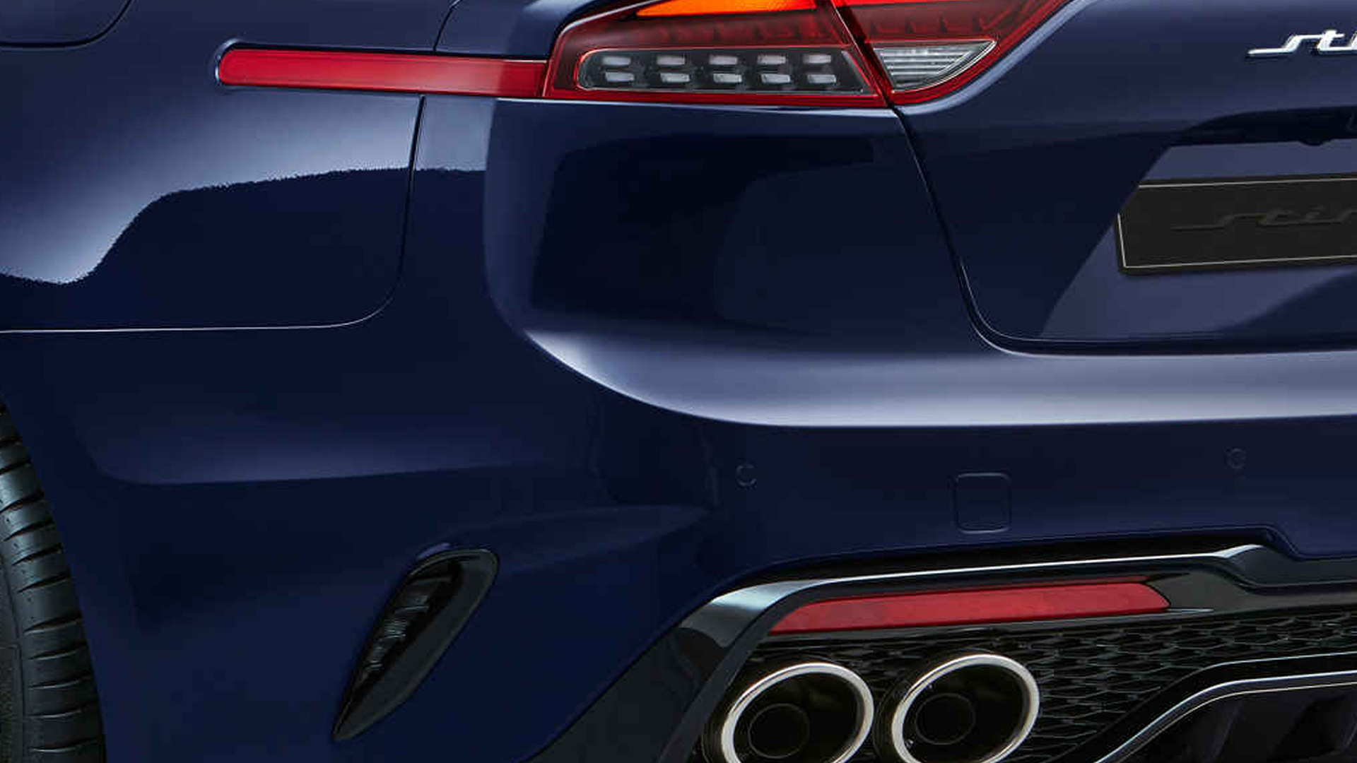 2021 Kia Stinger preview: New look for sporty fastback sedan