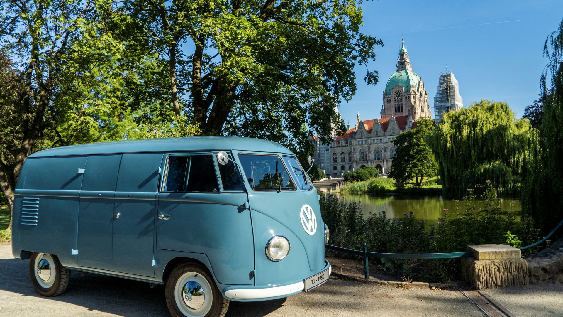 This 1950 Volkswagen Type 2 is the world's oldest Microbus