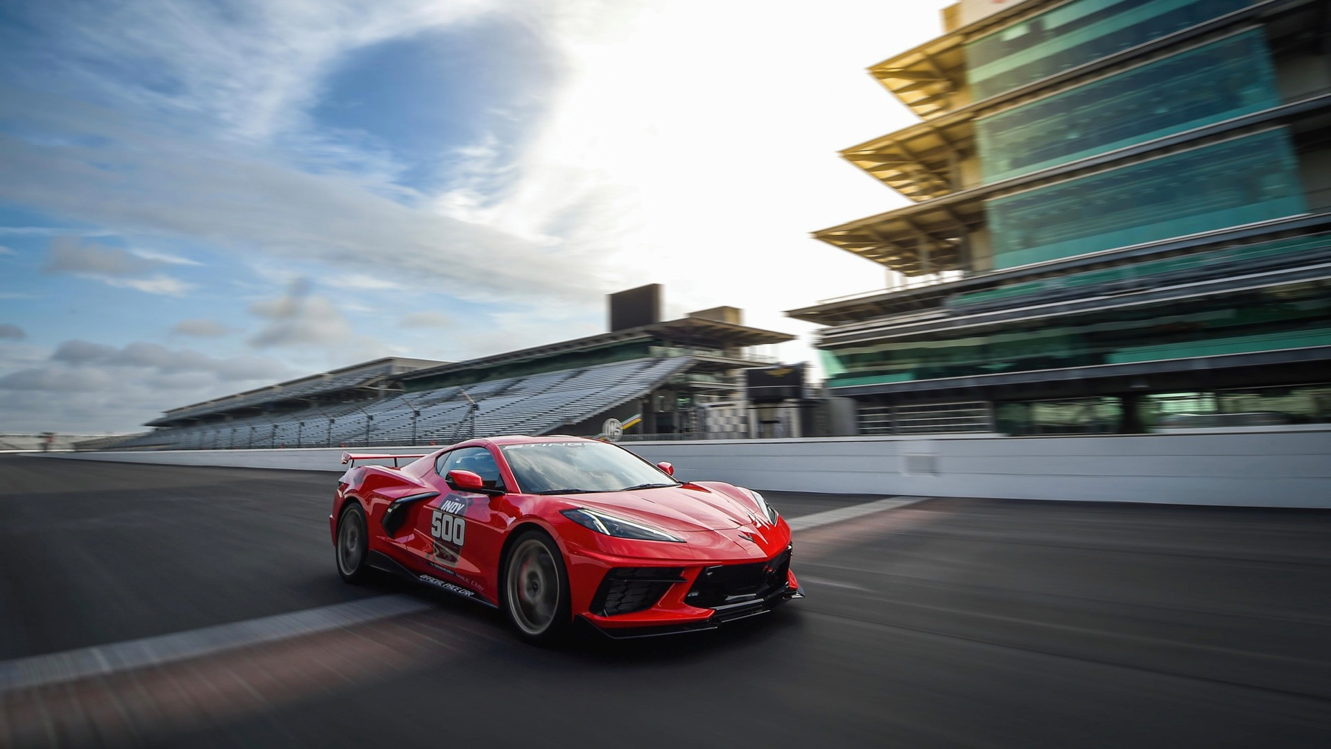 2020 Chevrolet Corvette Stingray Indianapolis 500 pace car