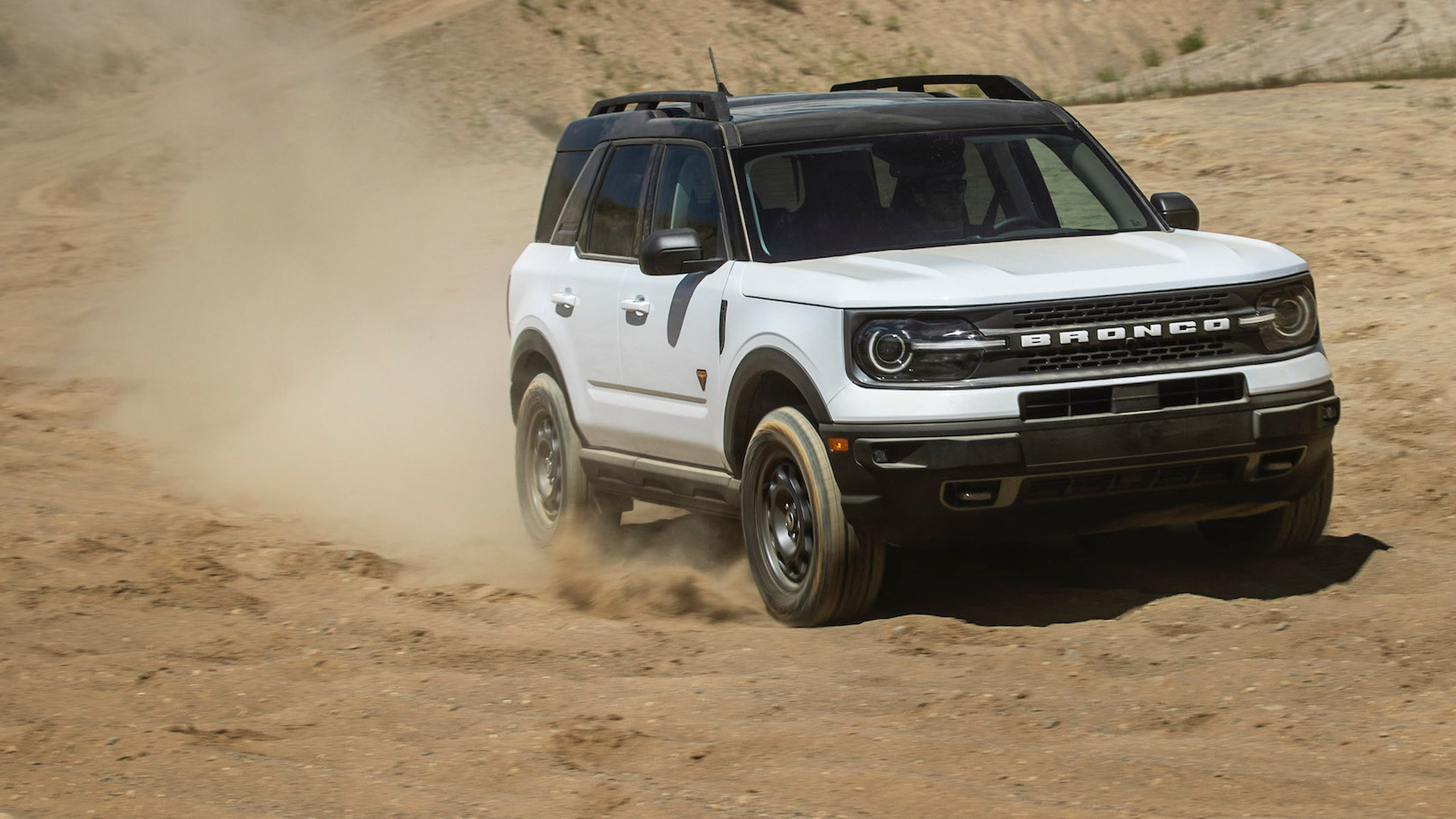 2021 Ford Bronco Sport first ride