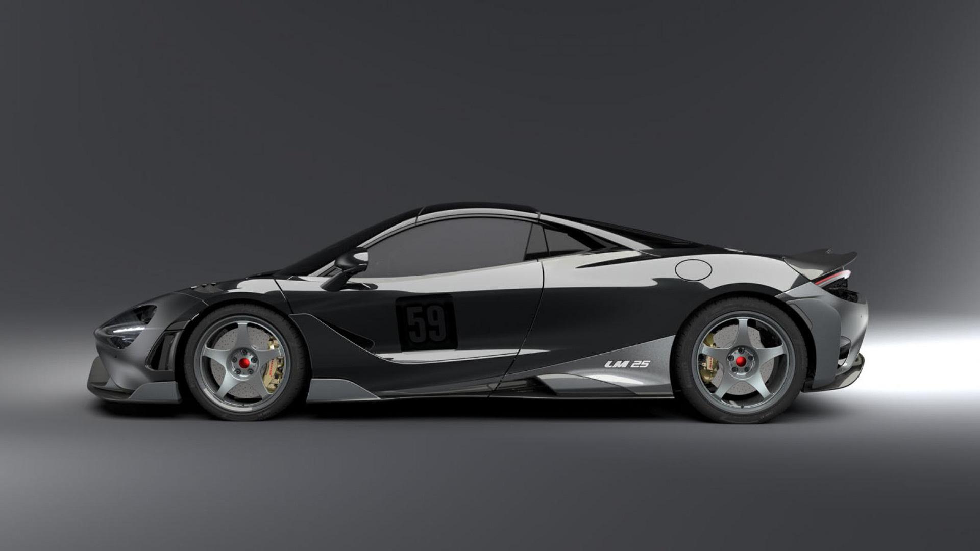 McLaren 765LT Spider LM 25 Edition by Lanzante