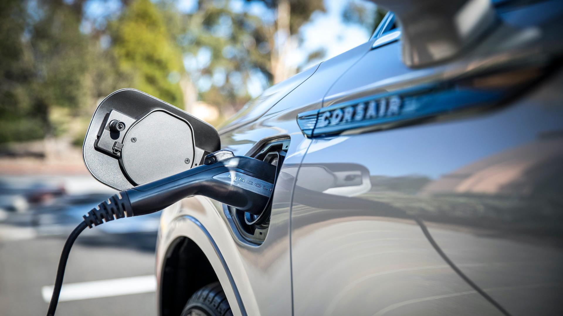 2021 Lincoln Corsair Grand Touring