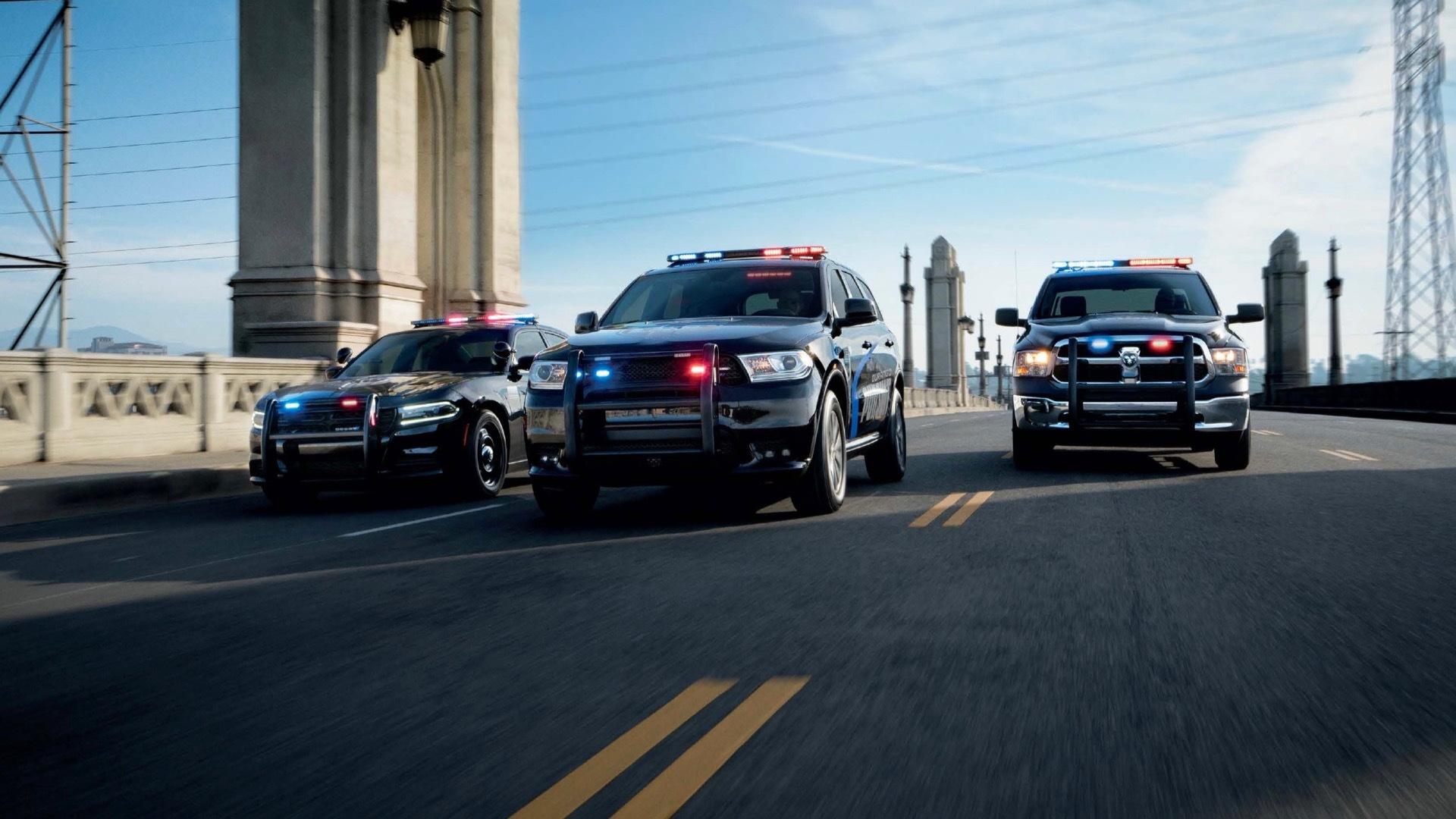 2021 Dodge police cars