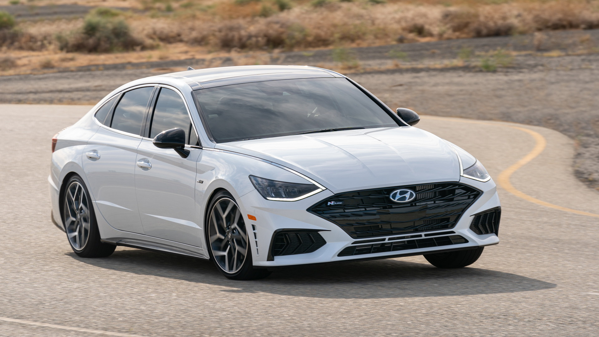 Hyundai Sonata N-Line revealed ahead of big unveiling event