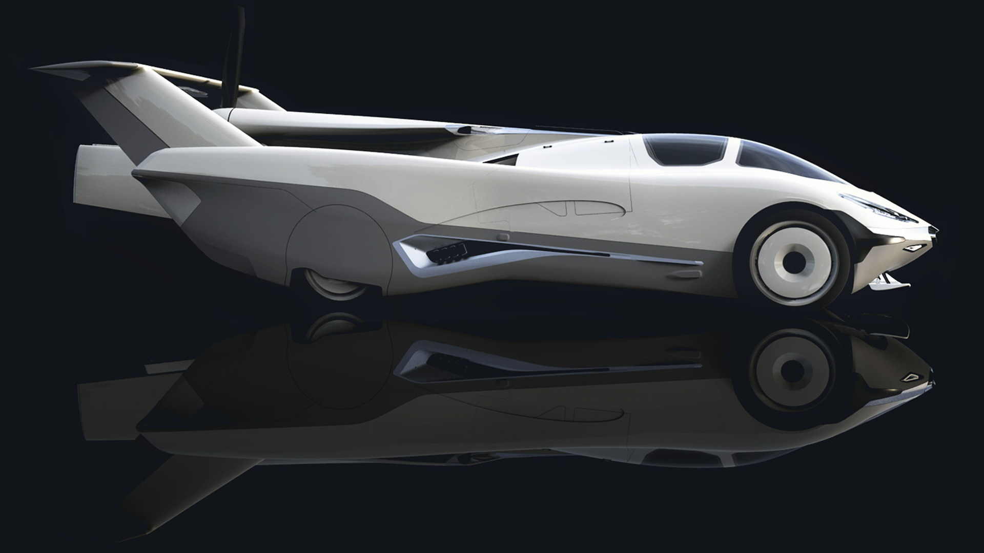 Klein Vision promises flying car for land and sky