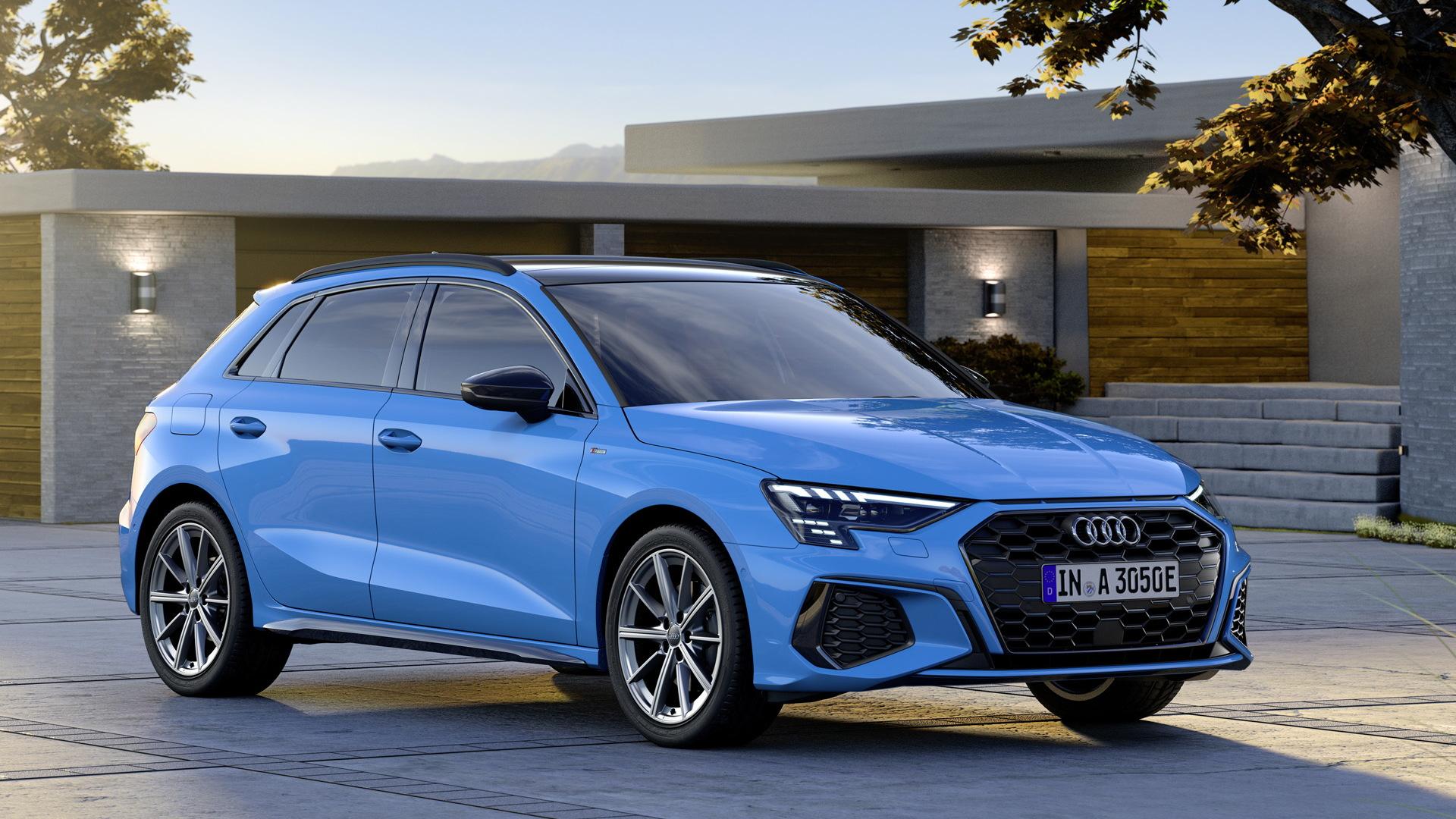 2022 Audi A3 Sportback 40 TFSI e