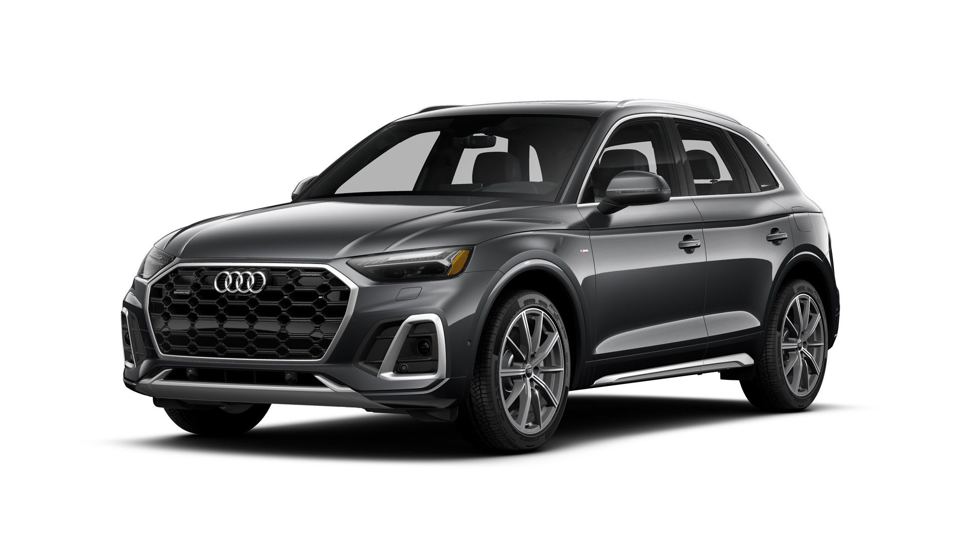 Plug In Hybrid Joins Updated 2021 Audi Q5 Range