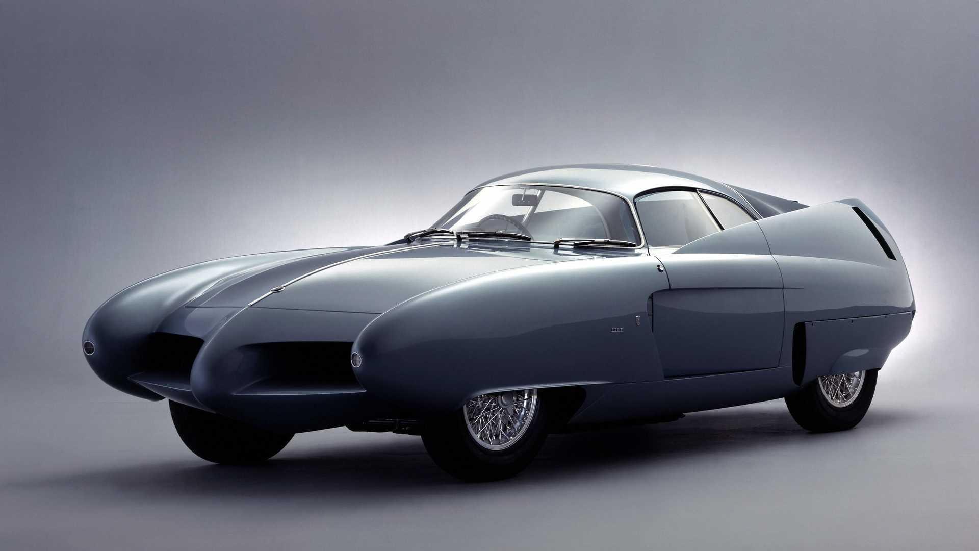 Alfa Romeo B.A.T. 7 concept by Franco Scaglione/Bertone
