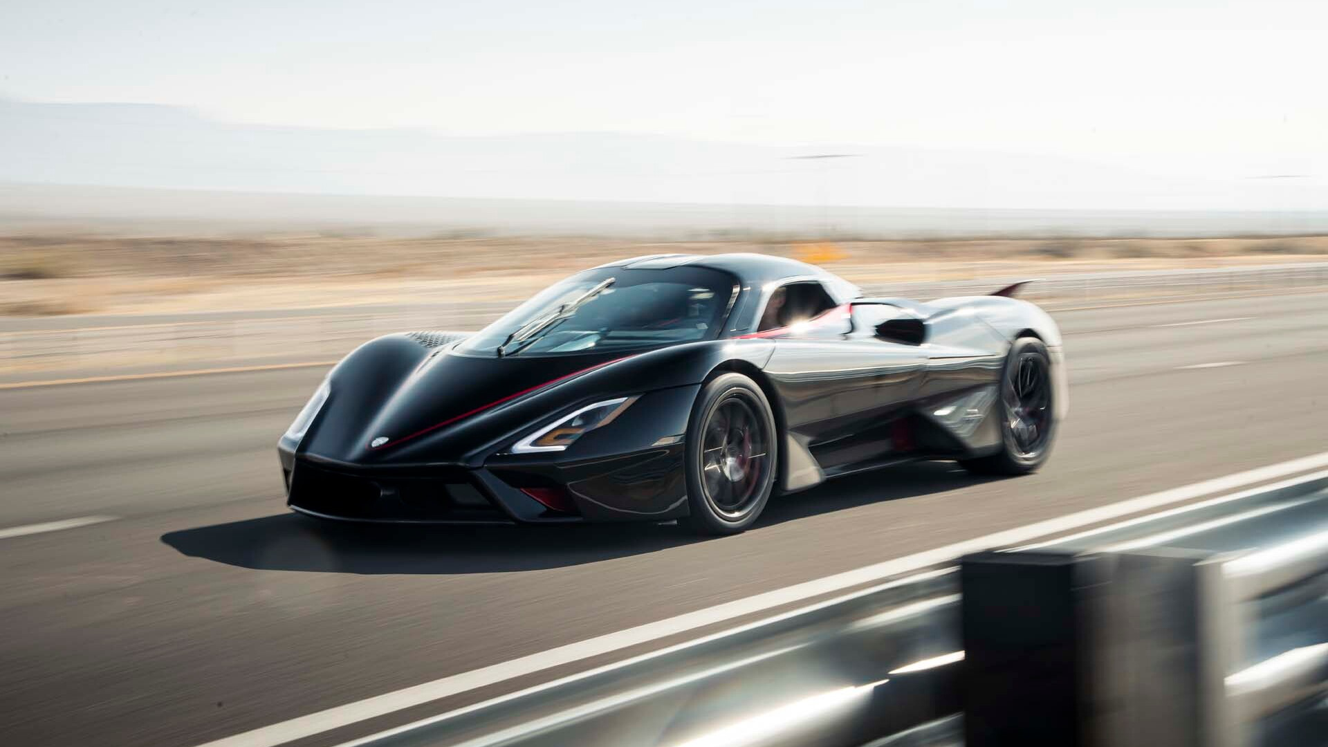 SSC Tuatara is officially the fastest production auto in the world