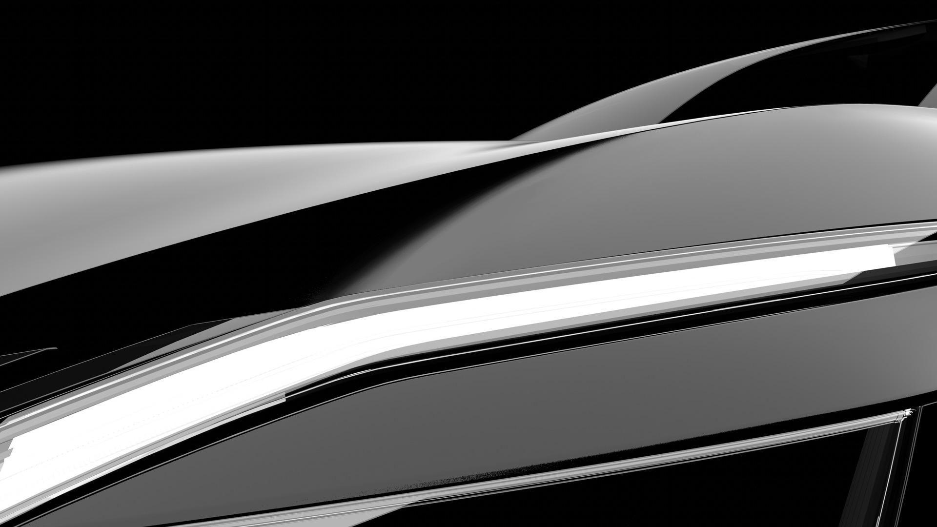 Teaser for 2022 Nissan Rogue Sport