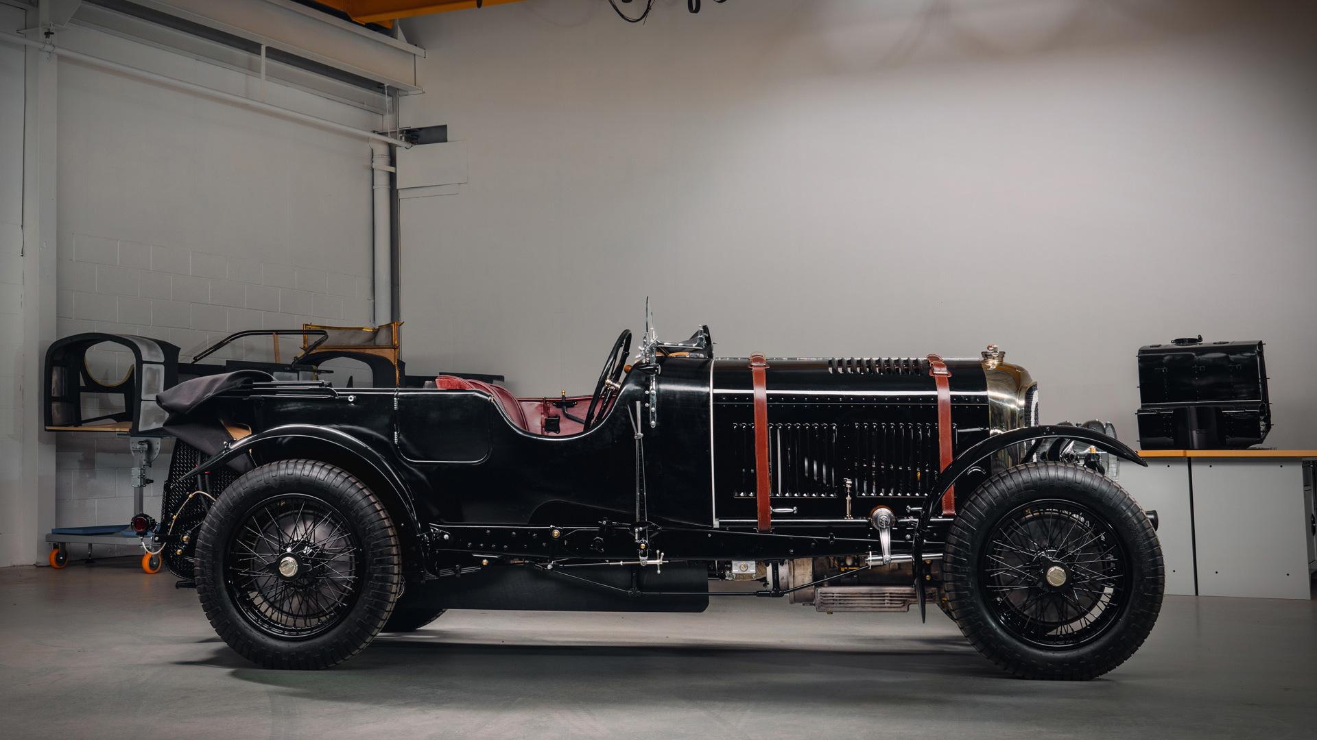 1929 Bentley Blower Continuation Series prototype