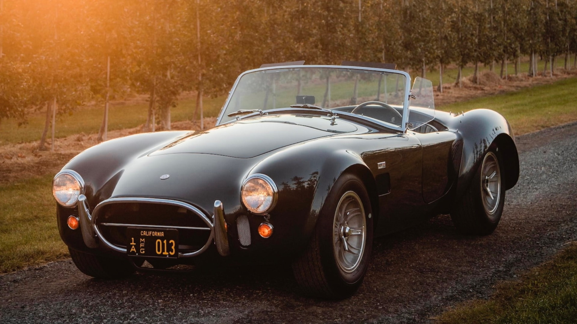 1965 Shelby 427 Cobra owned by Carroll Shelby - Photo Credit: Mecum Auctions