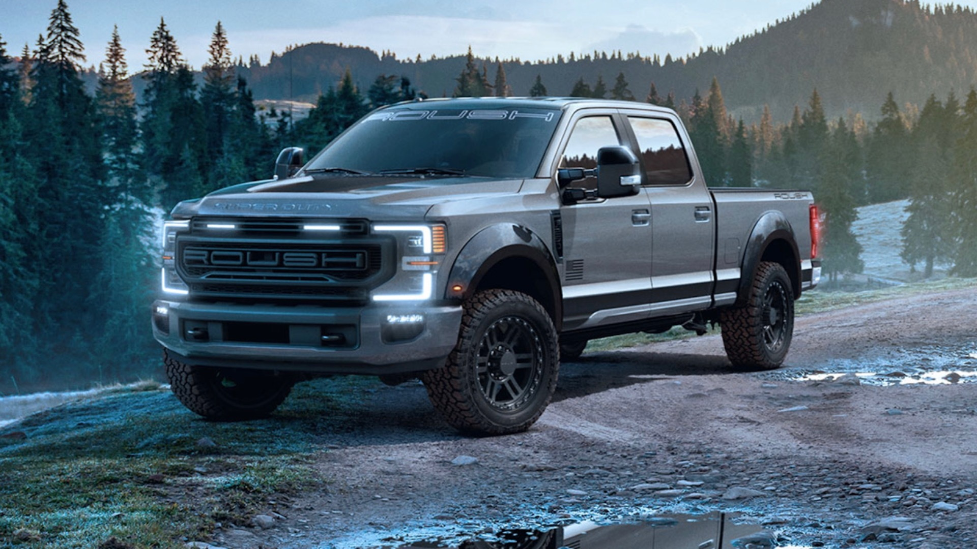 Roush 2021 Ford F-Series Super Duty