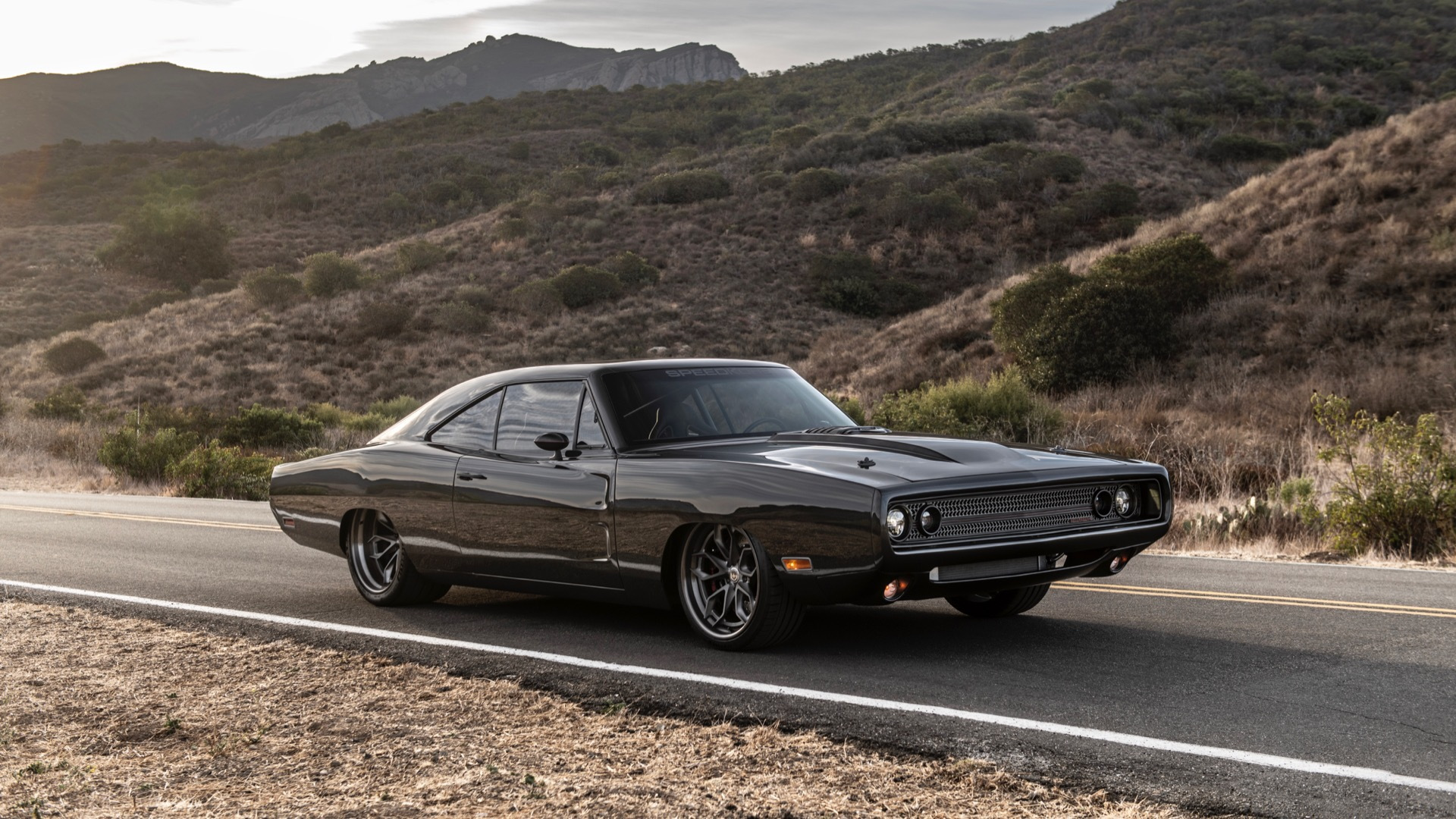SpeedKore Hellraiser 1970 Dodge Charger