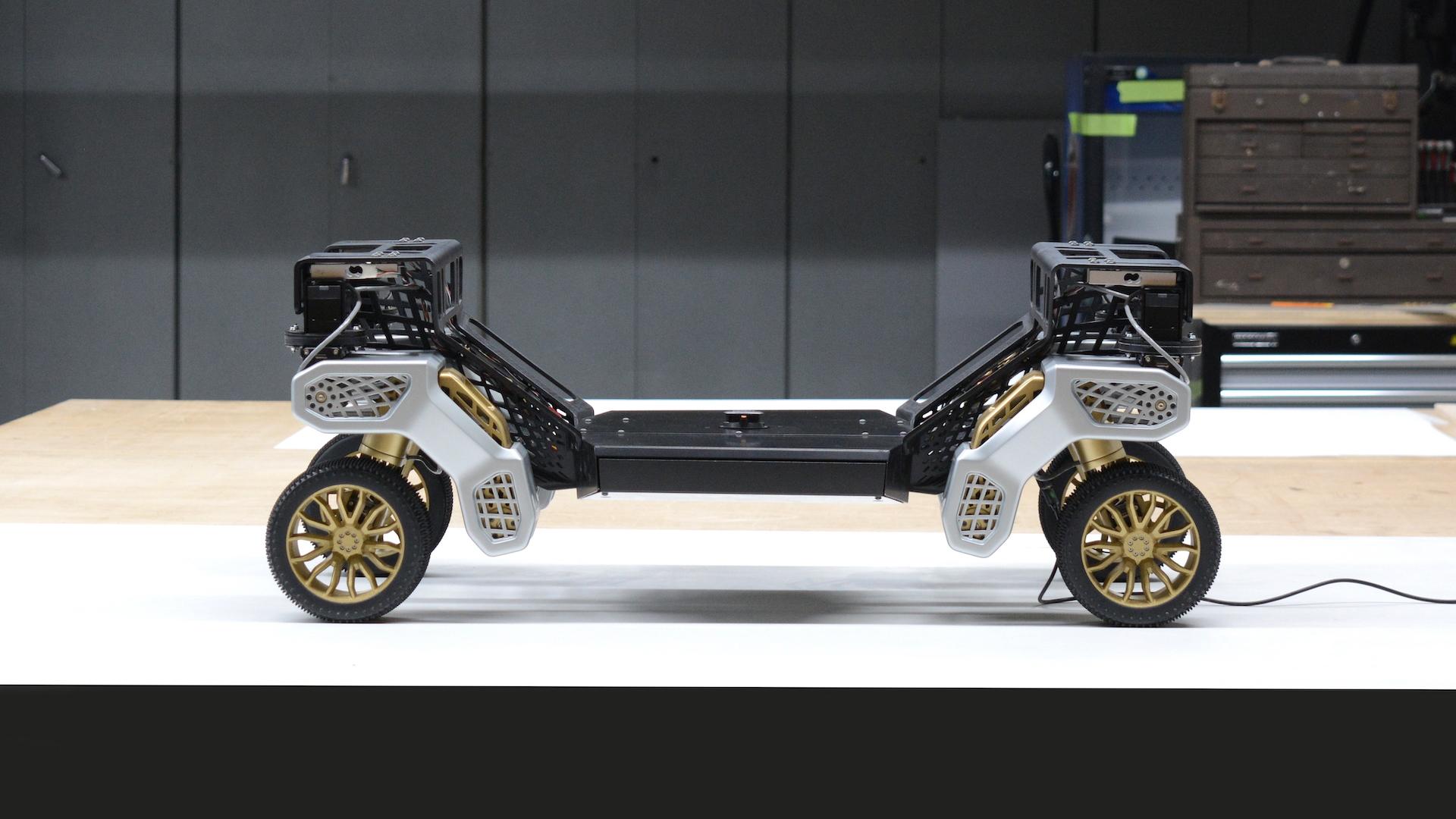 Hyundai Tiger X-1 concept
