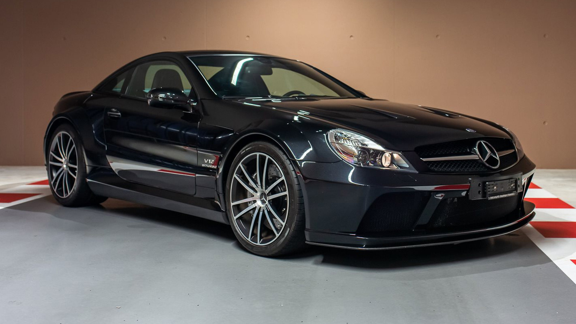 SL65 Black Series once owned by Sebastian Vettel - Photo credit: Which Car/Tom Hartley Jnr
