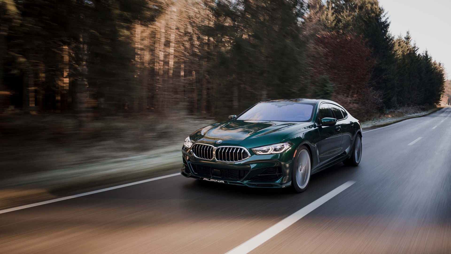 2022 BMW Alpina B8 Gran Coupe