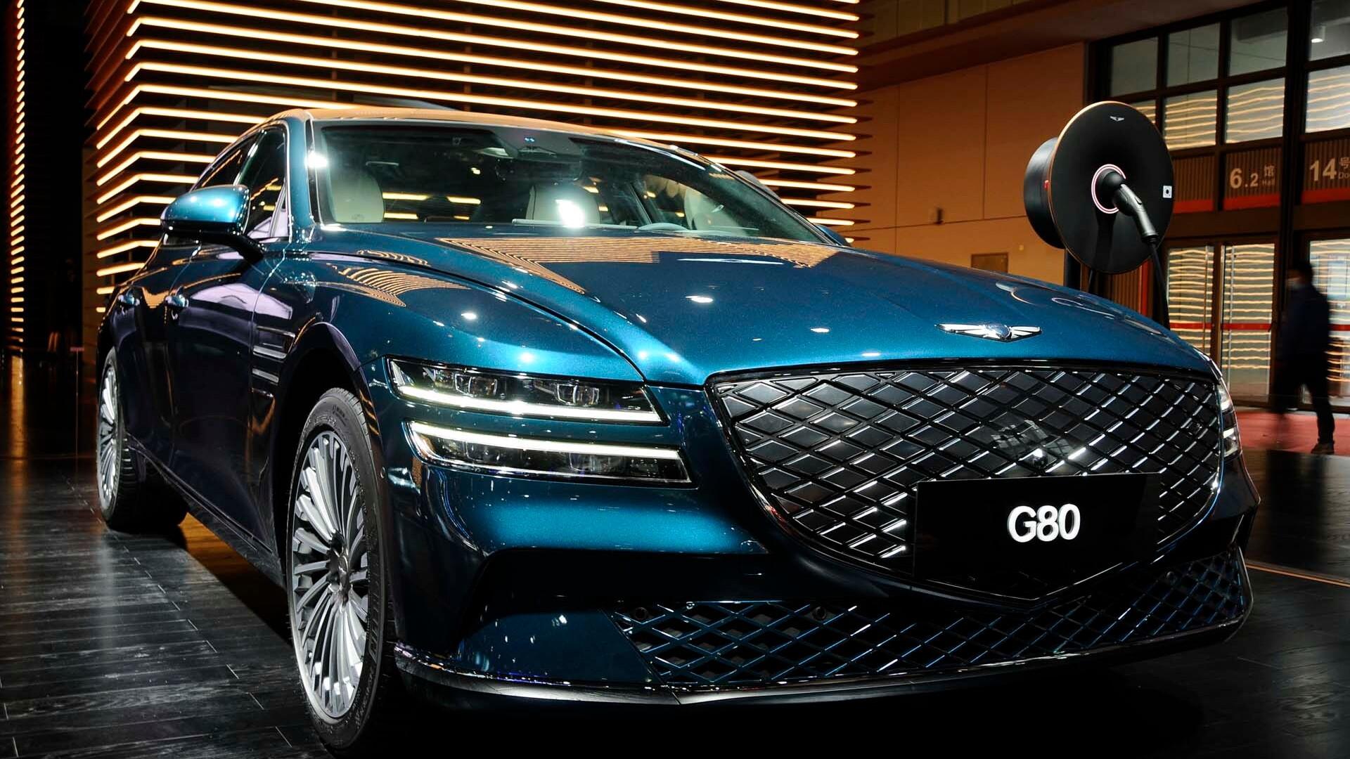 Genesis Electrified G80