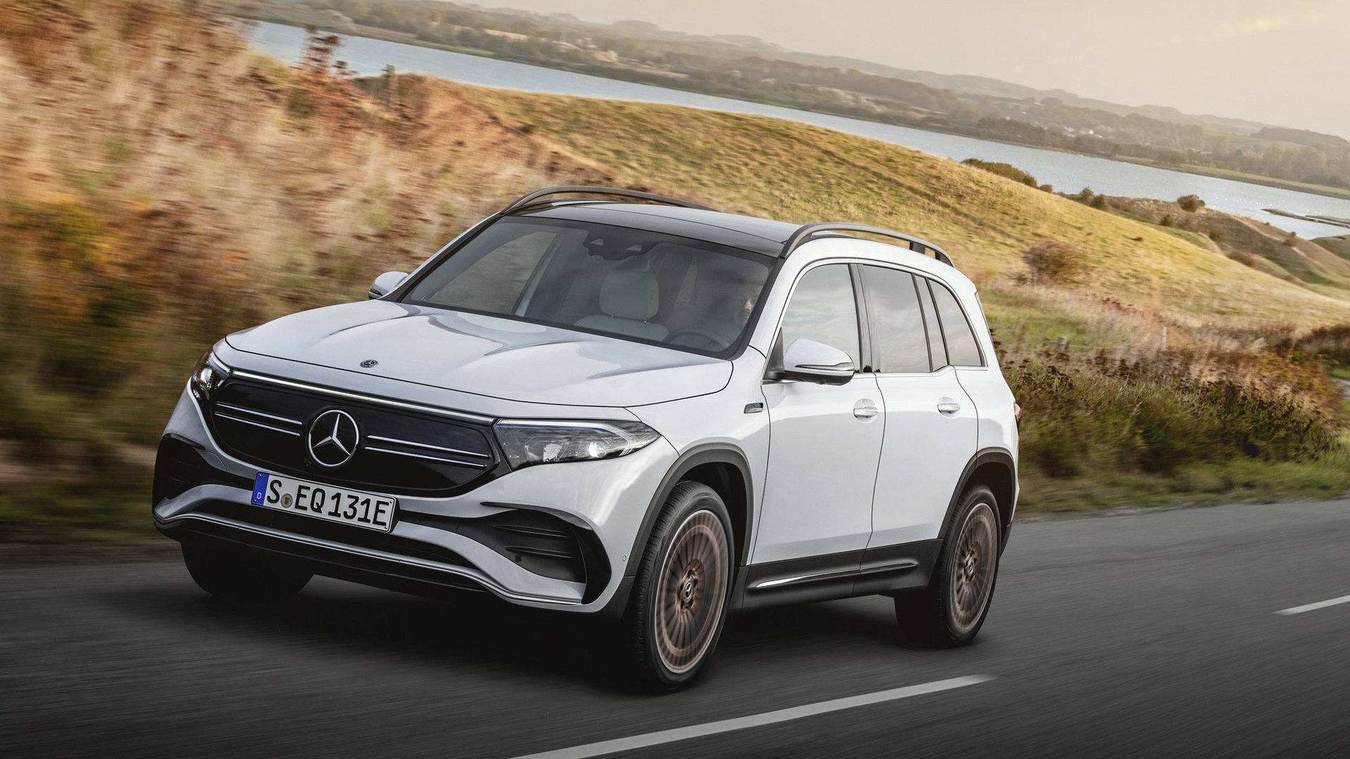 Mercedes-Benz EQB (Chinese spec)