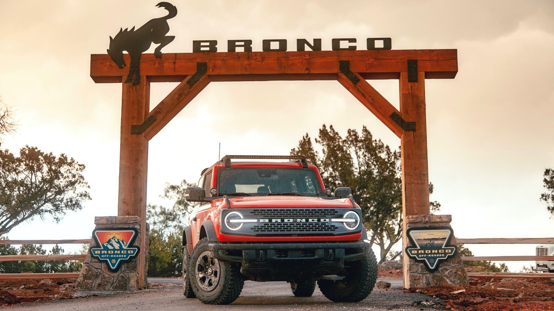 2021 Ford Bronco Off-Roadeo