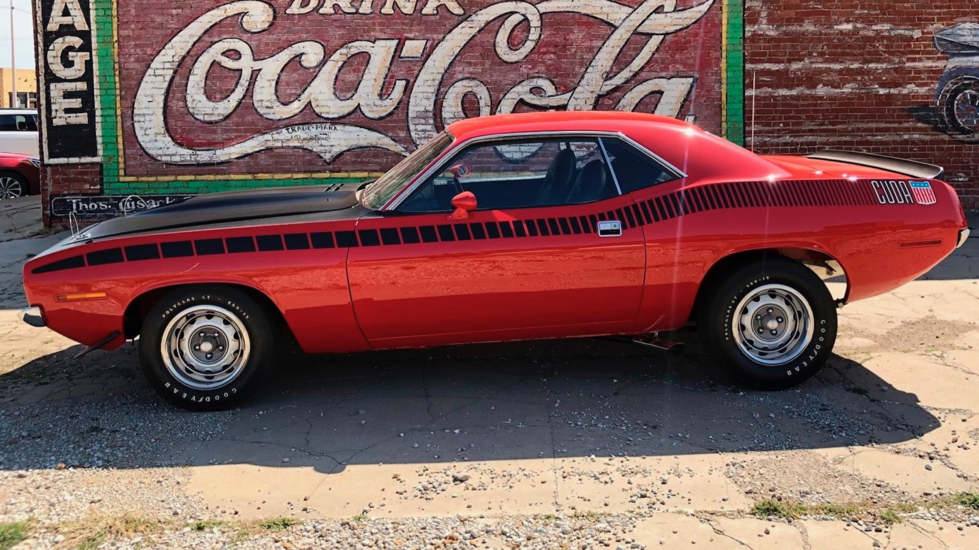 1970 Plymouth 'Cuda AAR (Photo by Mecum Auctions)