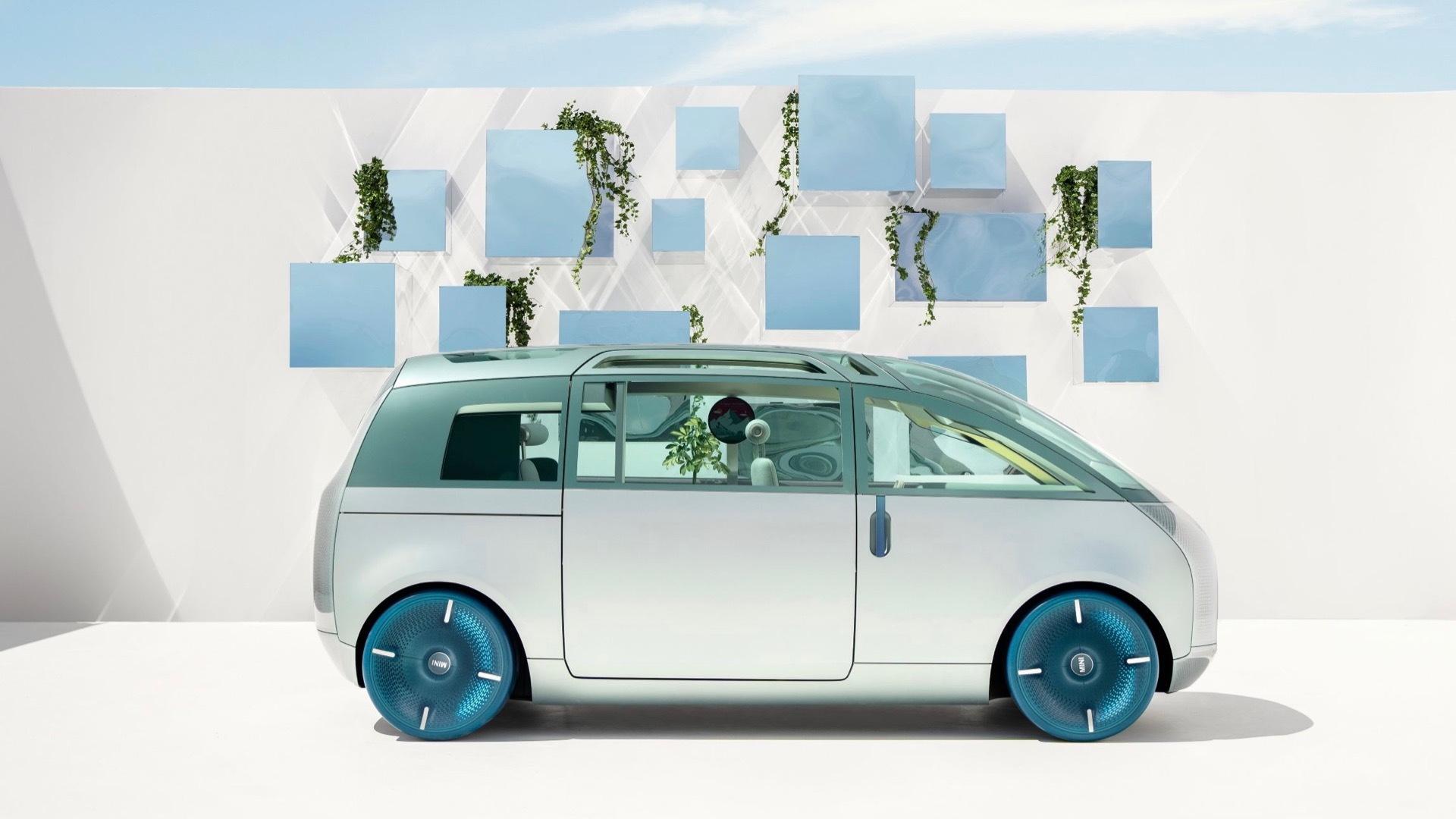 Mini Vision Urbanaut concept - June 2021