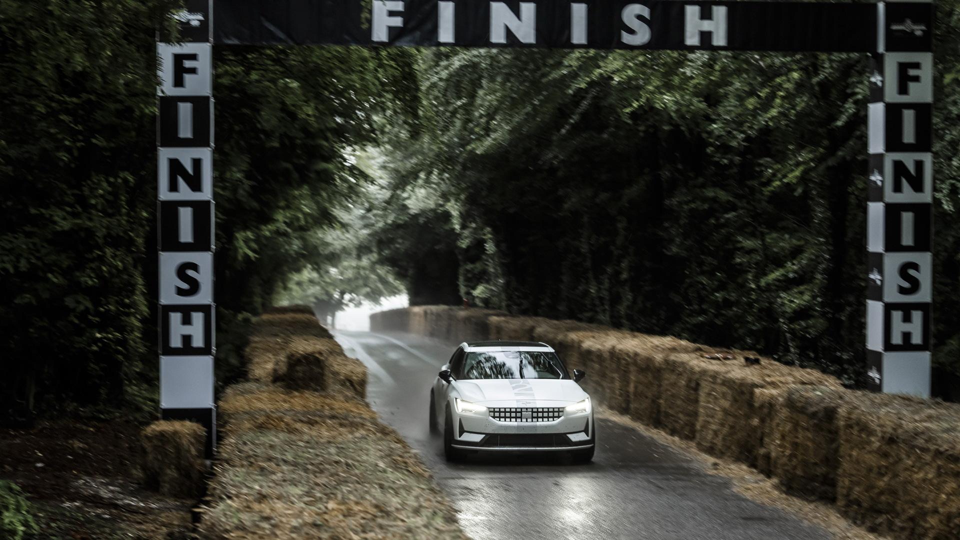 Experimental Polestar 2 - 2021 Goodwood Festival of Speed